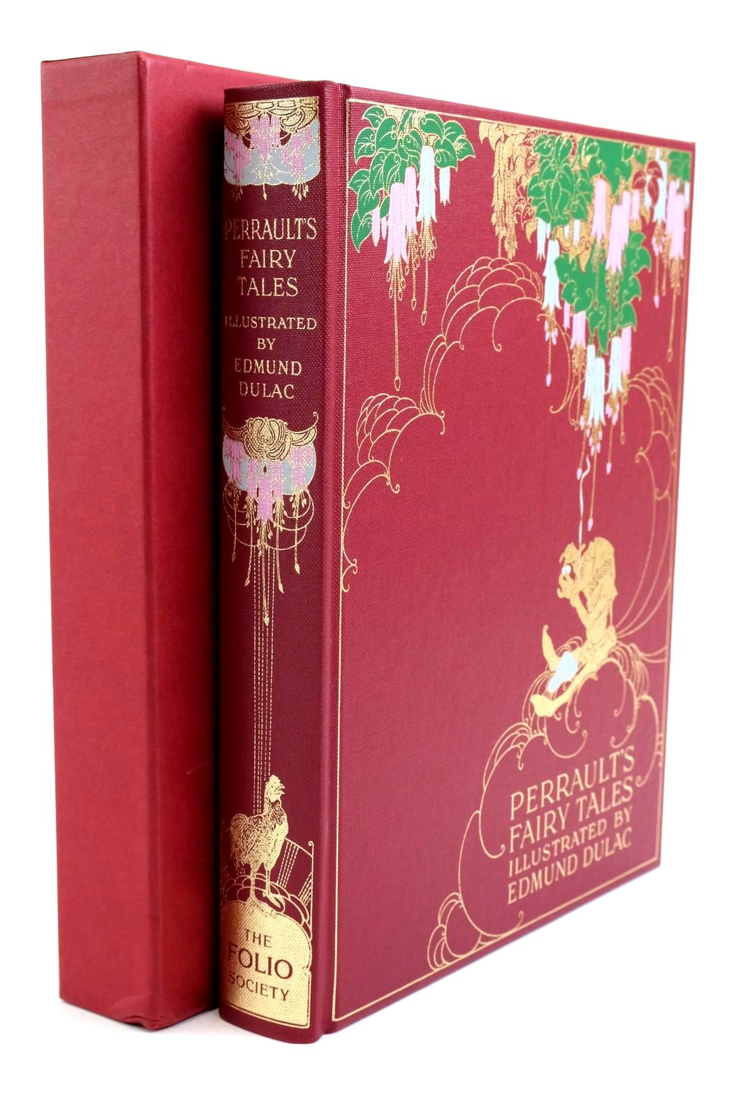 Photo of THE FAIRY TALES OF CHARLES PERRAULT- Stock Number: 1321761