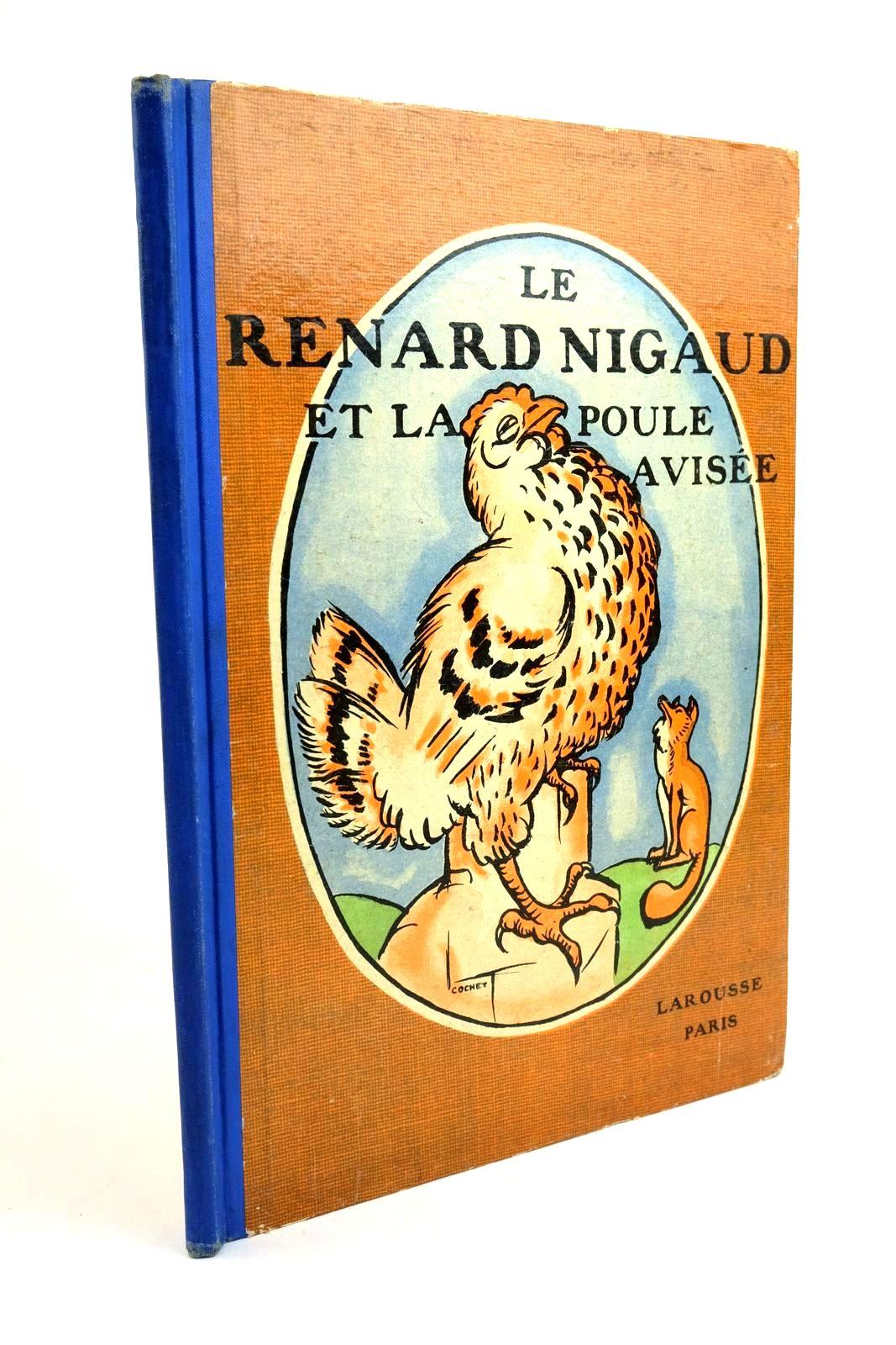 Photo of LE RENARD NIGAUD ET LA POULE AVISEE- Stock Number: 1321767