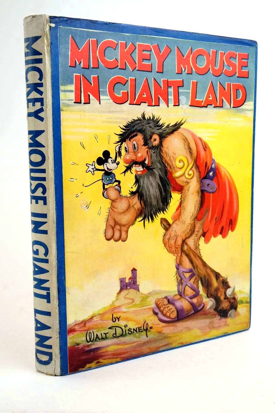 Photo of MICKEY MOUSE IN GIANT LAND- Stock Number: 1321769