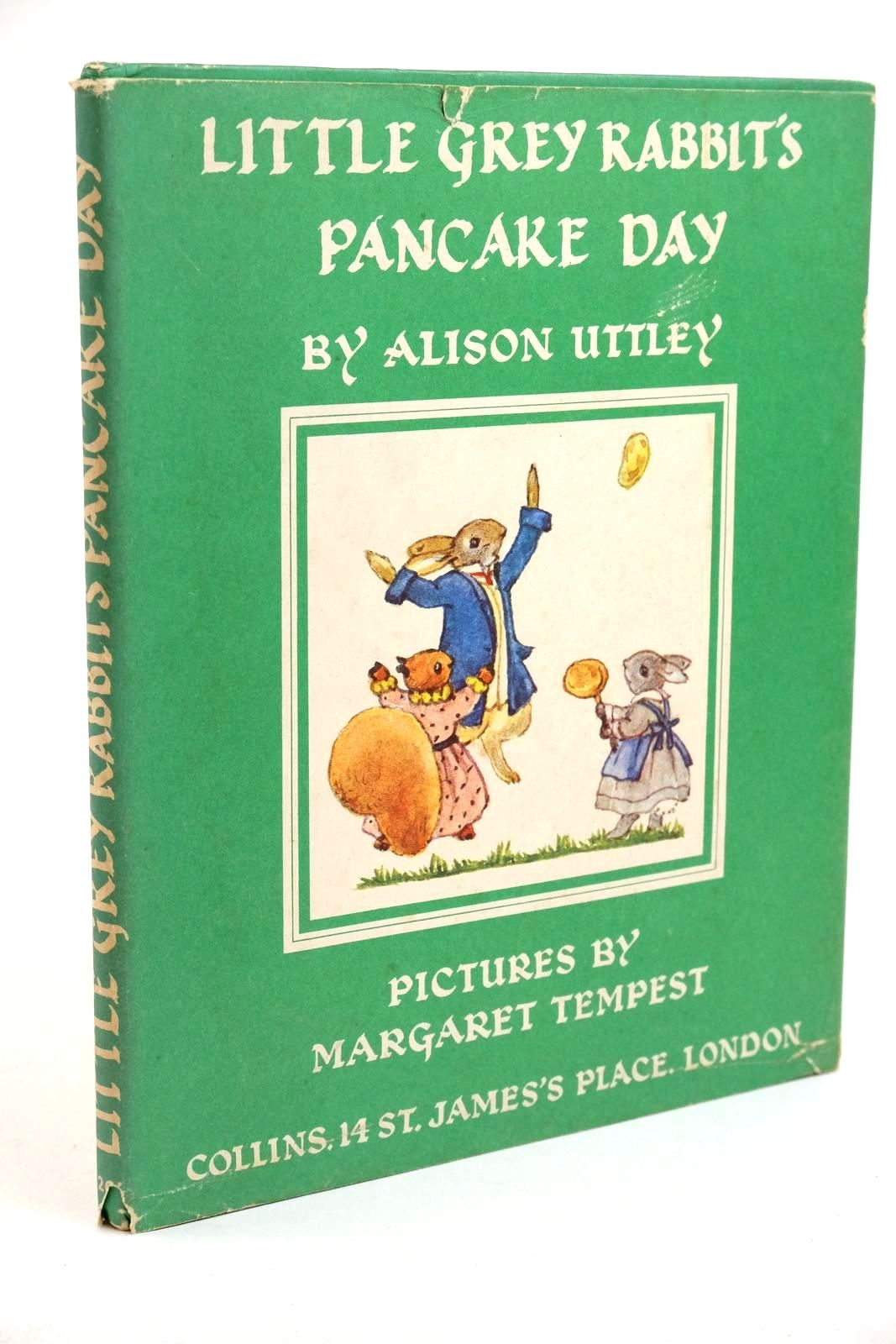 Photo of LITTLE GREY RABBIT'S PANCAKE DAY- Stock Number: 1321774