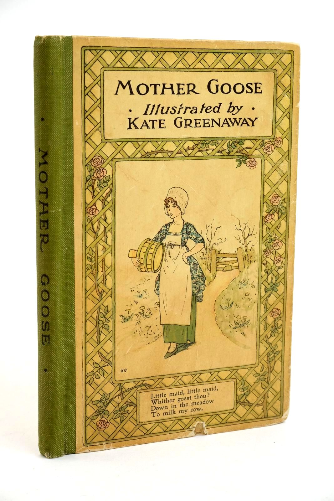 Photo of MOTHER GOOSE OR THE OLD NURSERY RHYMES illustrated by Greenaway, Kate published by Frederick Warne & Co. (STOCK CODE: 1321776)  for sale by Stella & Rose's Books
