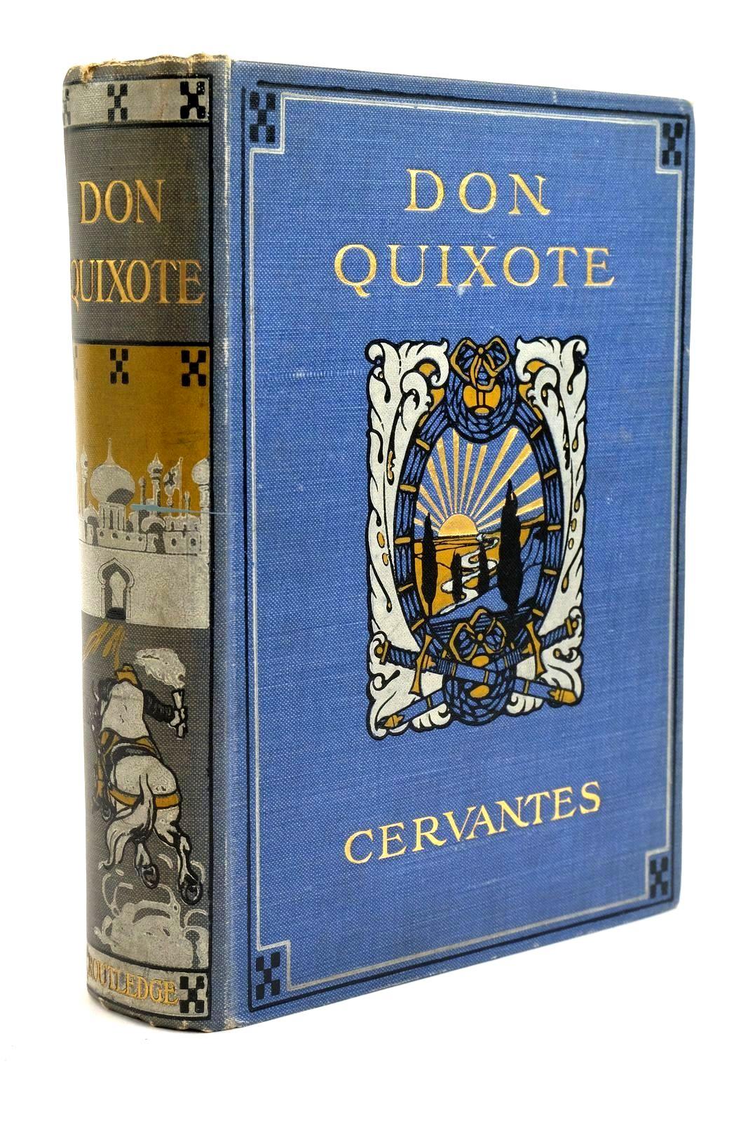 Photo of THE ADVENTURES OF DON QUIXOTE DE LA MANCHA- Stock Number: 1321788