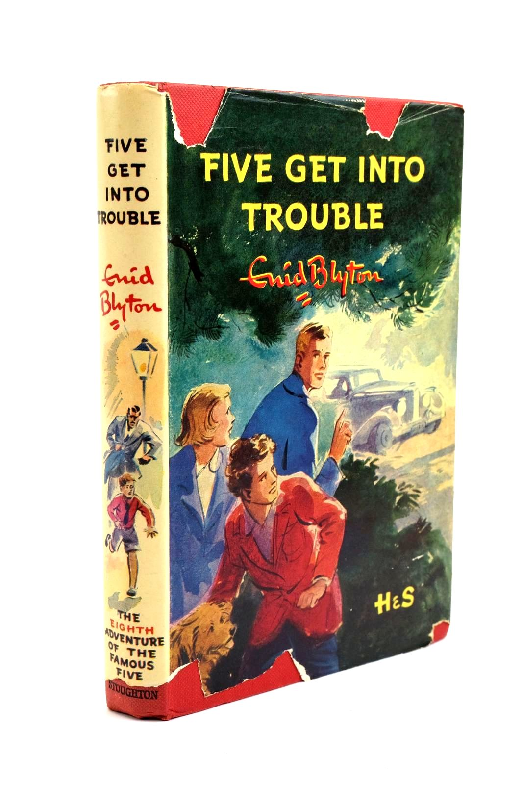 Photo of FIVE GET INTO TROUBLE- Stock Number: 1321815