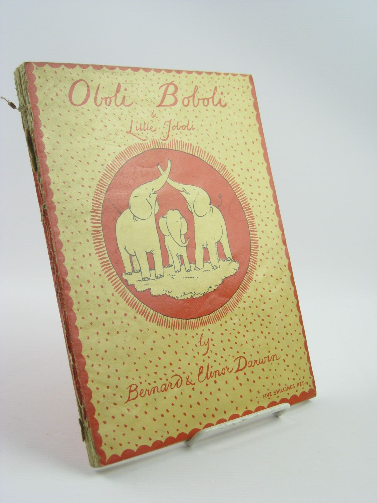 Photo of OBOLI, BOBOLI AND LITTLE JOBOLI- Stock Number: 1401654