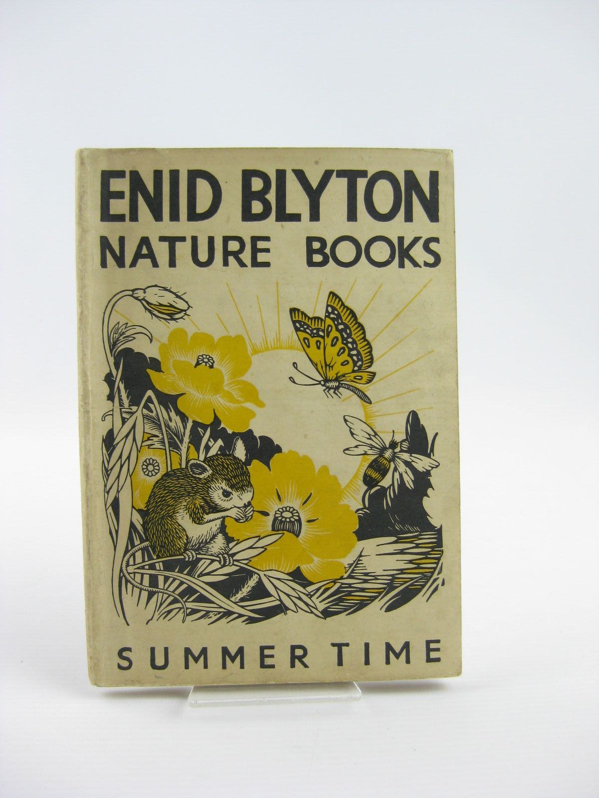 Photo of ENID BLYTON NATURE BOOKS SUMMER TIME written by Blyton, Enid published by Evans Brothers Limited (STOCK CODE: 1401753)  for sale by Stella & Rose's Books