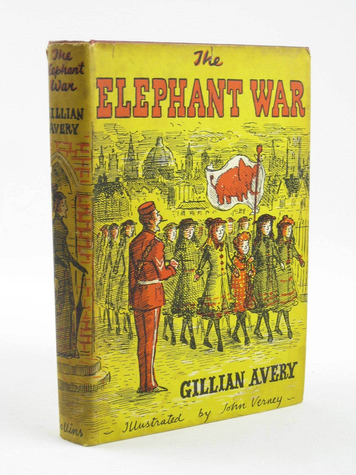 Photo of THE ELEPHANT WAR- Stock Number: 1401947