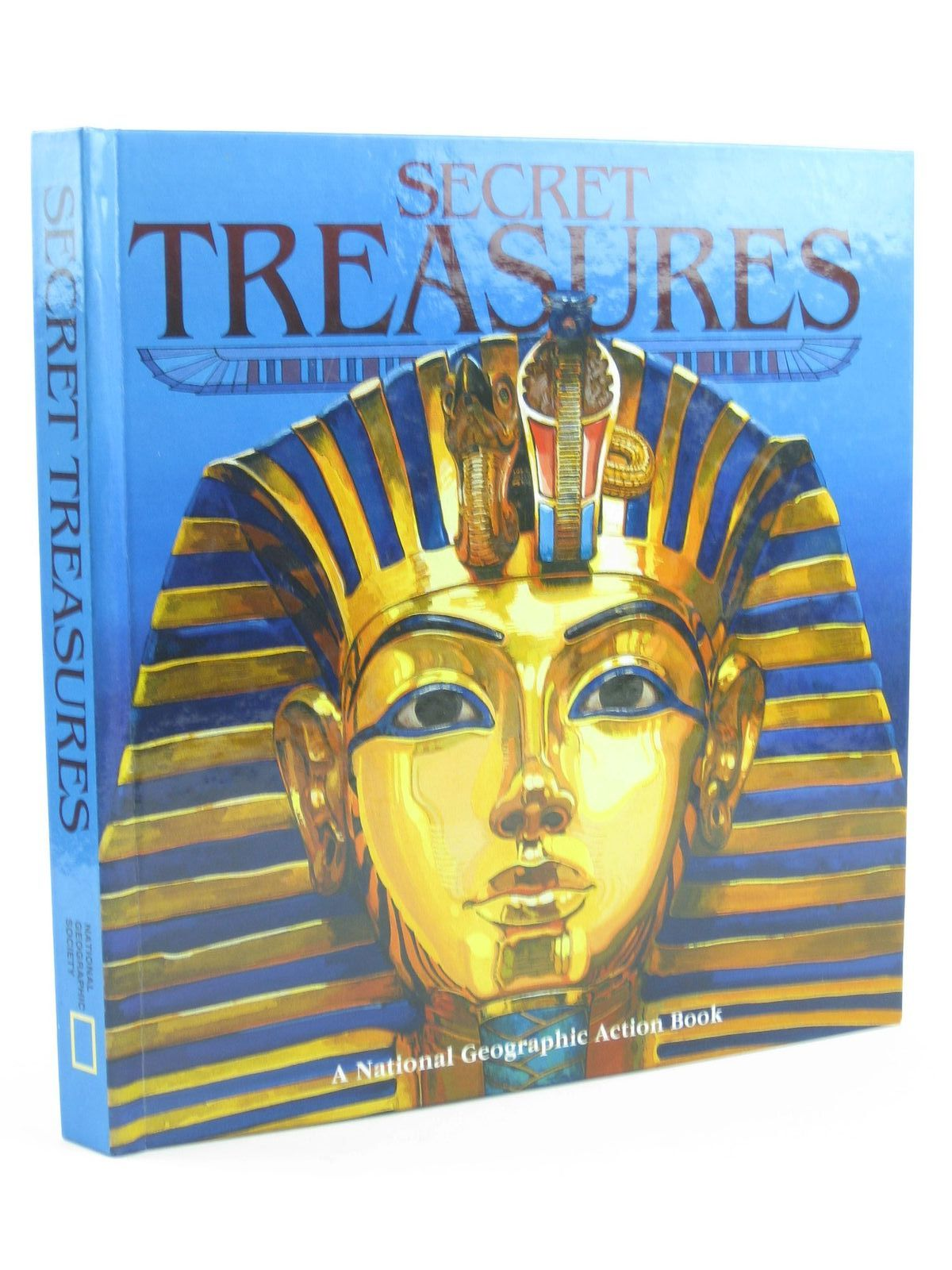 Photo of SECRET TREASURES published by National Geographic Society (STOCK CODE: 1401990)  for sale by Stella & Rose's Books
