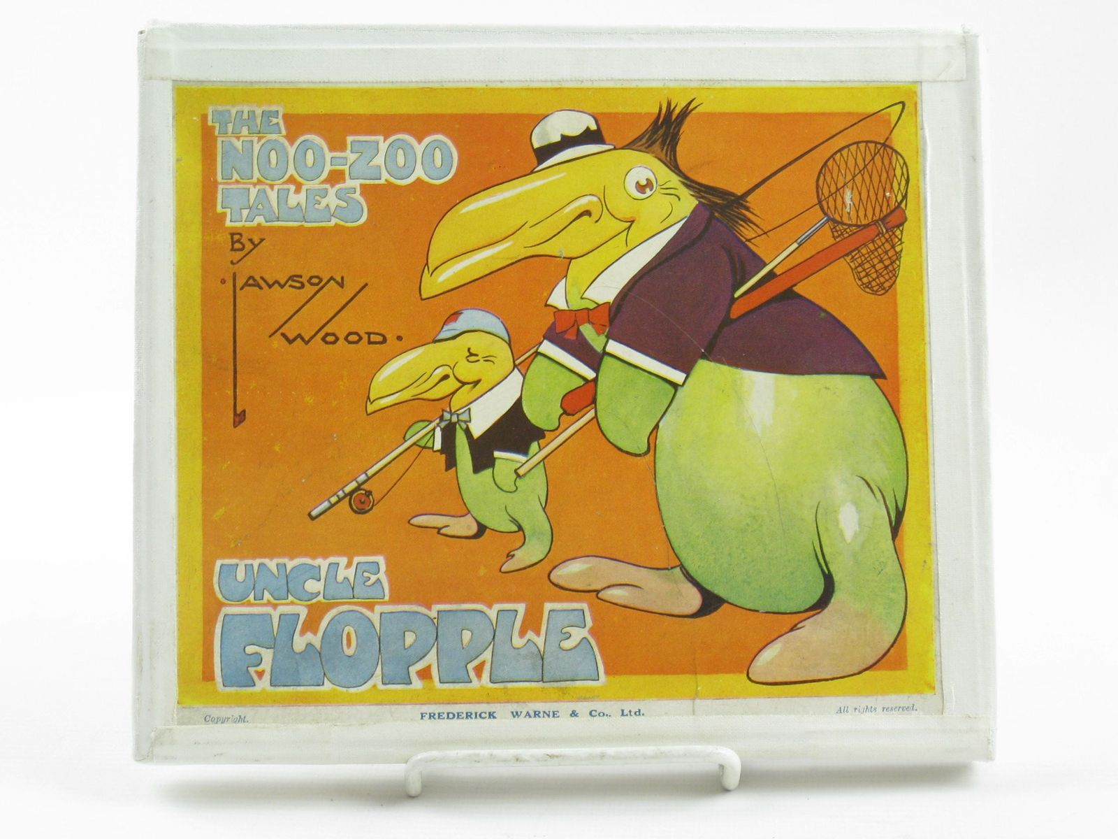 Photo of UNCLE FLOPPLE- Stock Number: 1402120