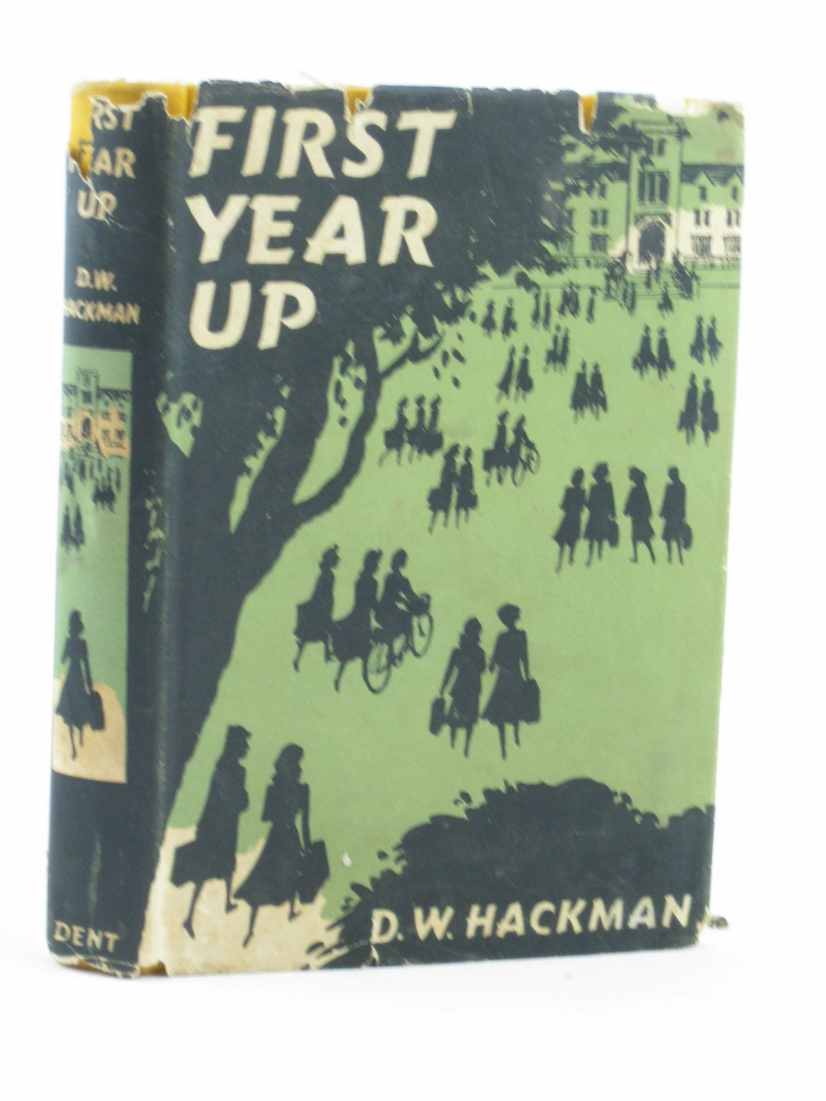 Photo of FIRST YEAR UP written by Hackman, D.W. illustrated by Sillince, W.A. published by J.M. Dent & Sons Ltd. (STOCK CODE: 1402153)  for sale by Stella & Rose's Books