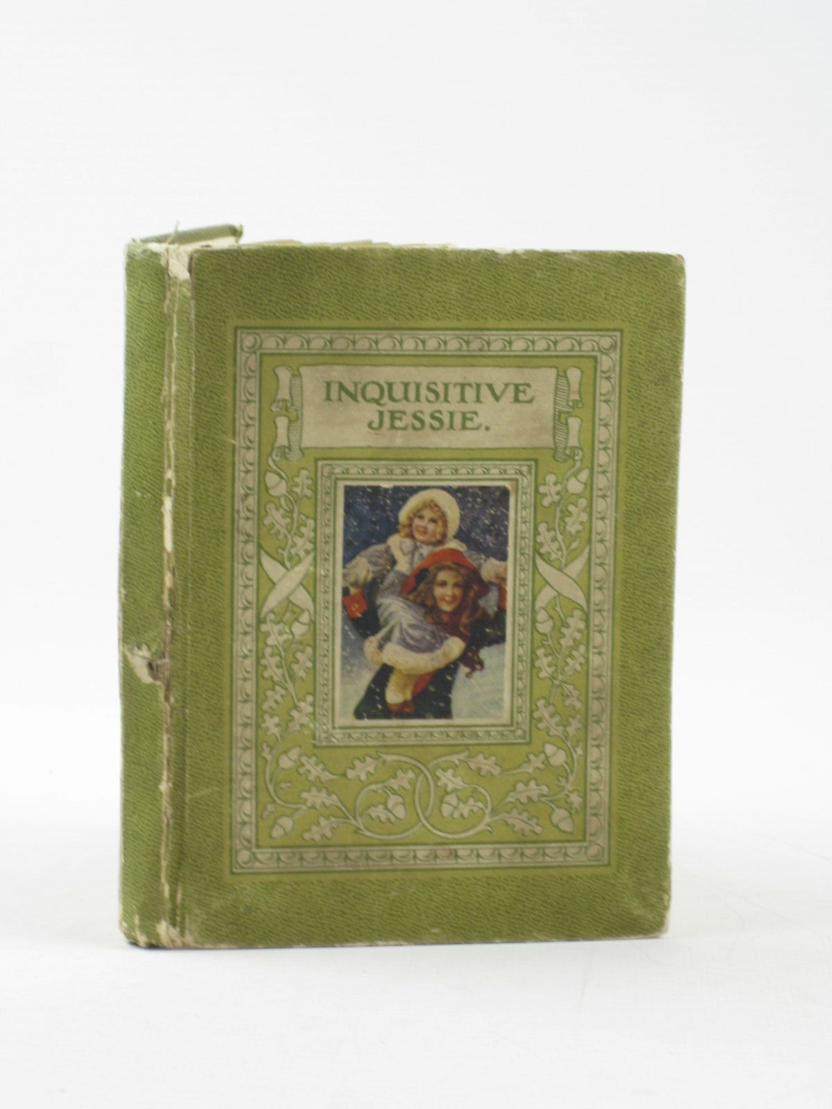 Photo of INQUISITIVE JESSIE written by Carus-Wilson, Mrs. illustrated by Bowley, M. published by S.W. Partridge & Co. Ltd. (STOCK CODE: 1402313)  for sale by Stella & Rose's Books