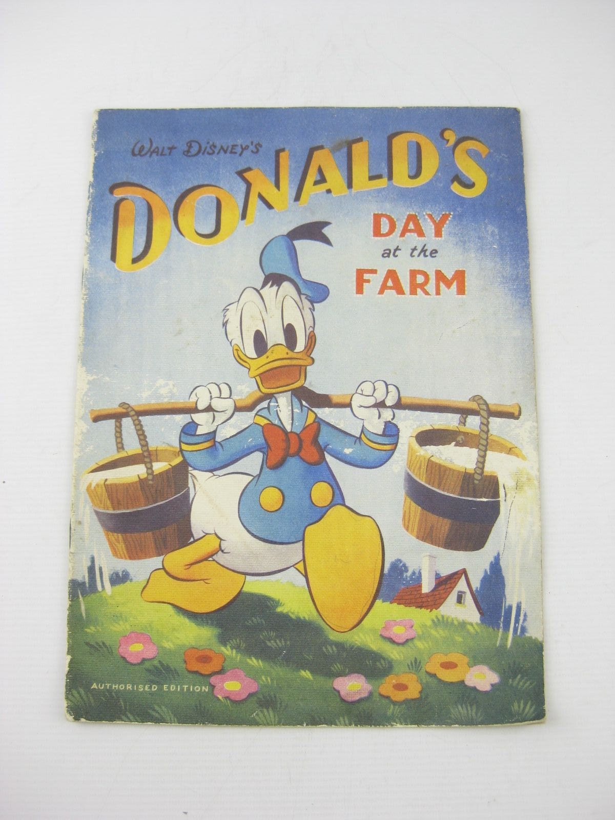 Photo of WALT DISNEY'S DONALD'S DAY AT THE FARM written by Disney, Walt published by Birn Brothers Ltd. (STOCK CODE: 1402338)  for sale by Stella & Rose's Books