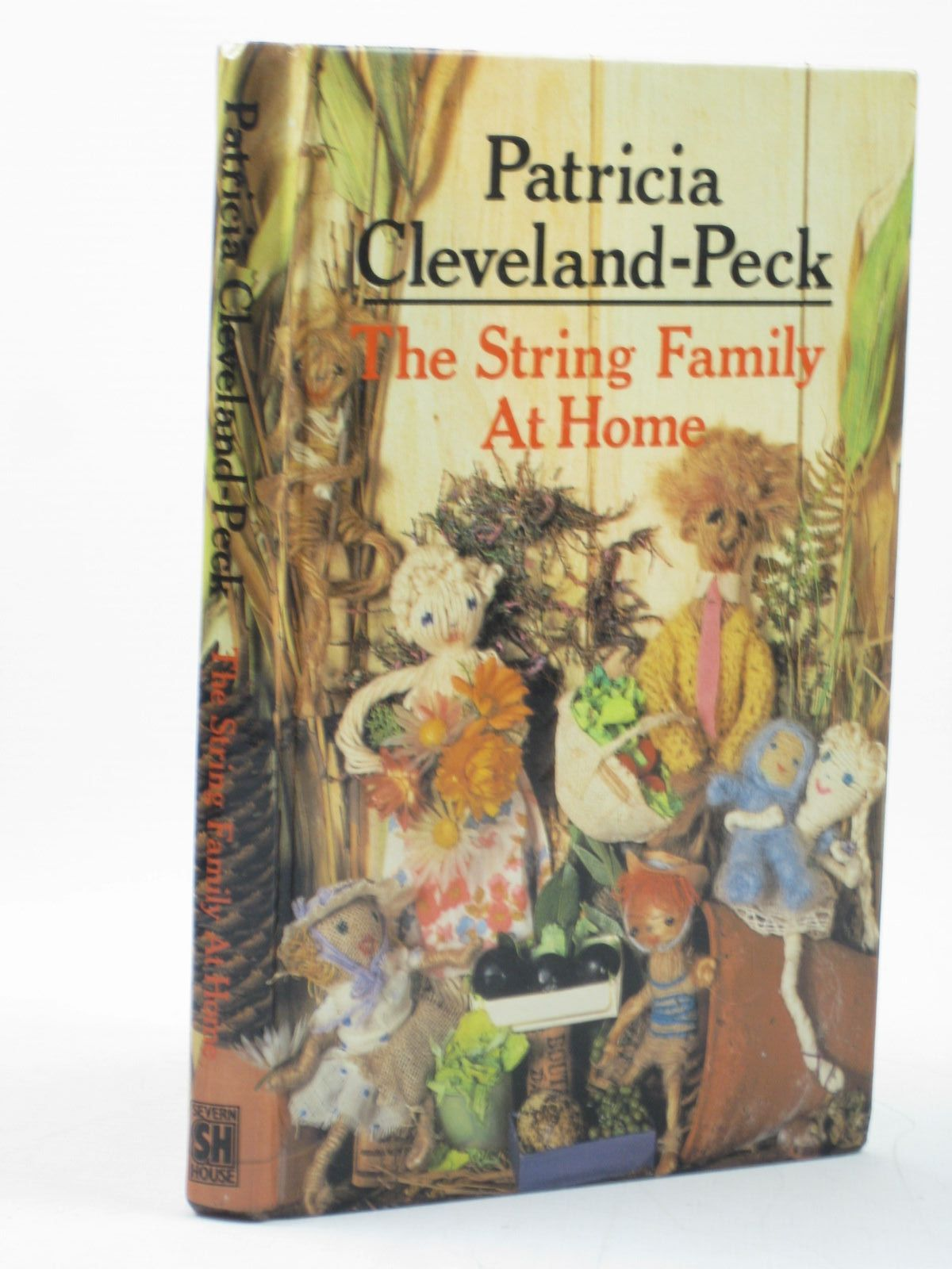 Photo of THE STRING FAMILY AT HOME written by Cleveland-Peck, Patricia illustrated by Sinclair, Jacqueline published by Severn House (STOCK CODE: 1402346)  for sale by Stella & Rose's Books