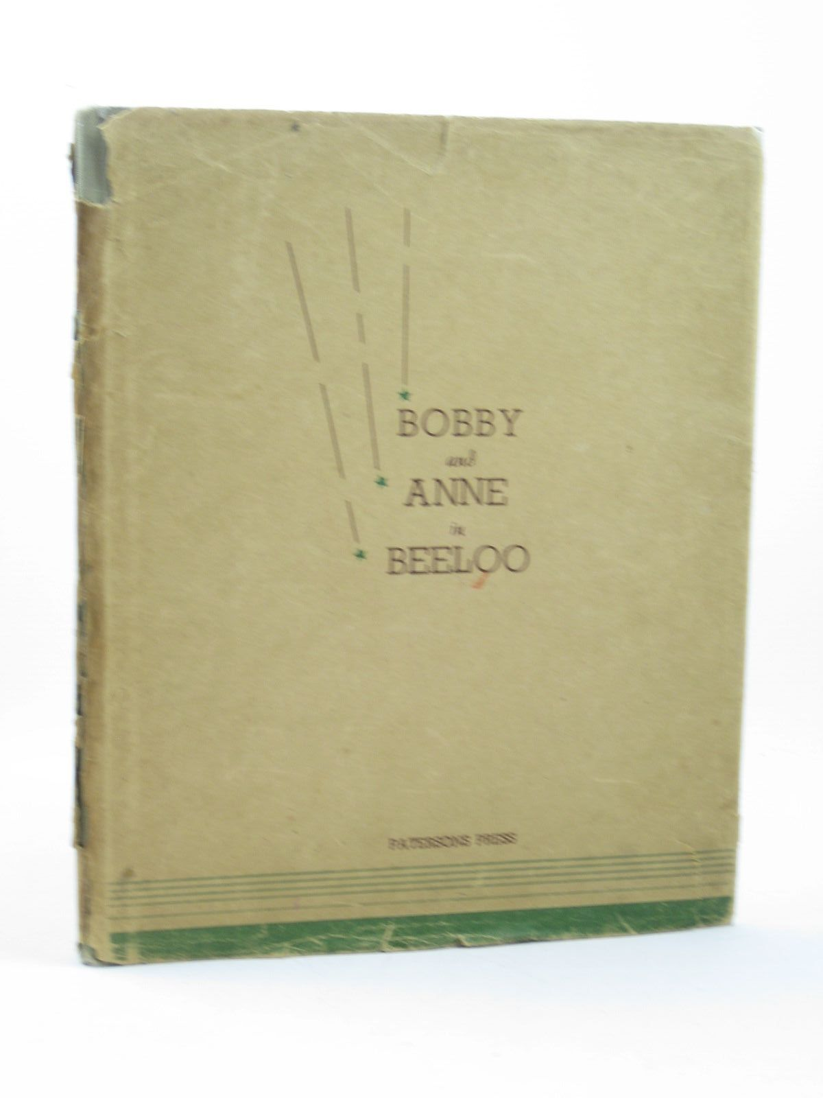 Photo of WITH BOBBY AND ANNE IN BEELOO written by Lang, Jean illustrated by Lang, Jean published by Paterson Press Ltd (STOCK CODE: 1402350)  for sale by Stella & Rose's Books