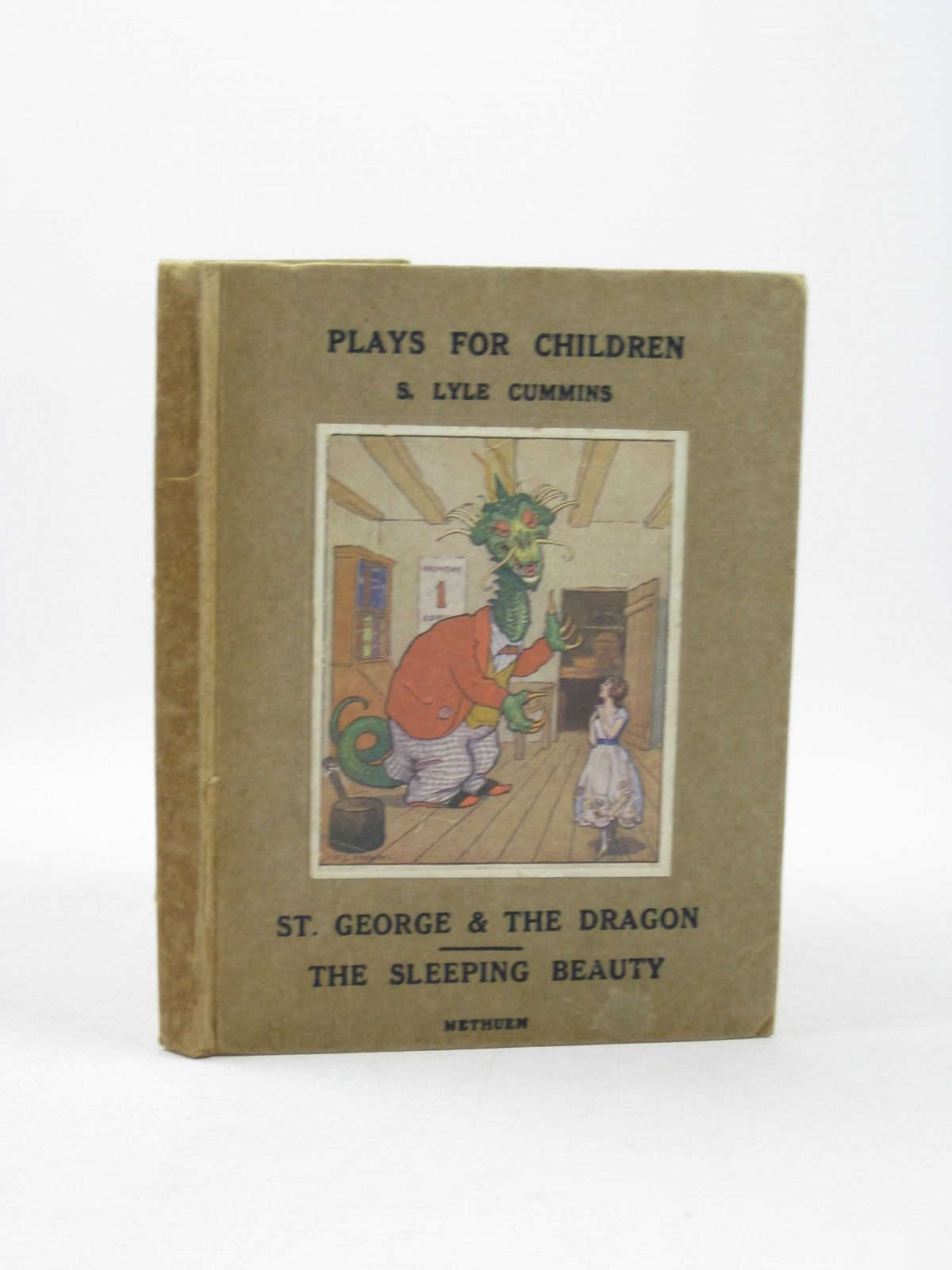 Photo of ST. GEORGE AND THE DRAGON & THE SLEEPING BEAUTY- Stock Number: 1402363