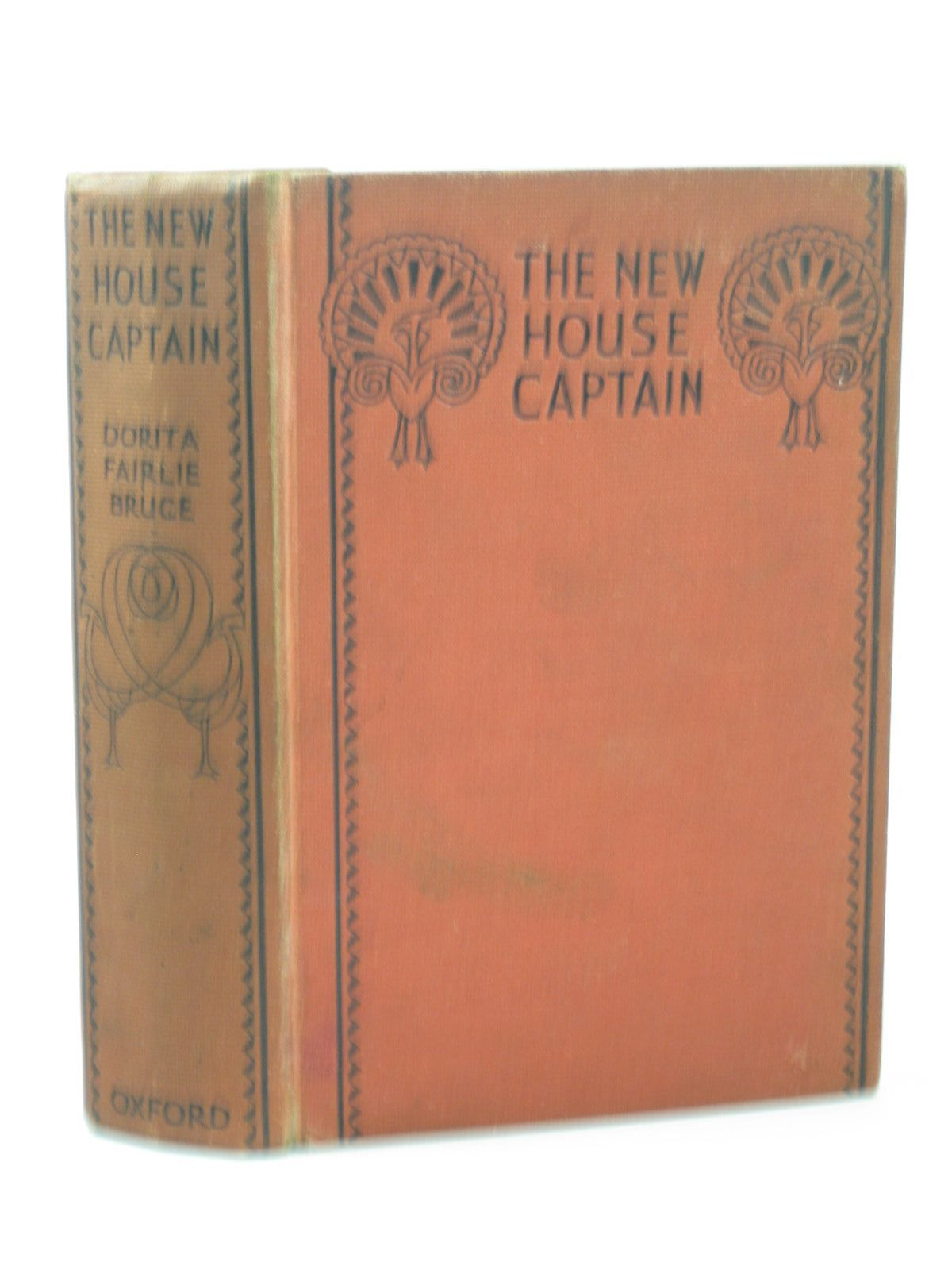 Photo of THE NEW HOUSE CAPTAIN written by Bruce, Dorita Fairlie illustrated by Reeve, Mary Strange published by Humphrey Milford, Oxford University Press (STOCK CODE: 1402408)  for sale by Stella & Rose's Books