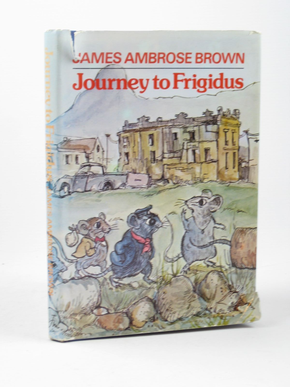 Photo of JOURNEY TO FRIGIDUS- Stock Number: 1402412