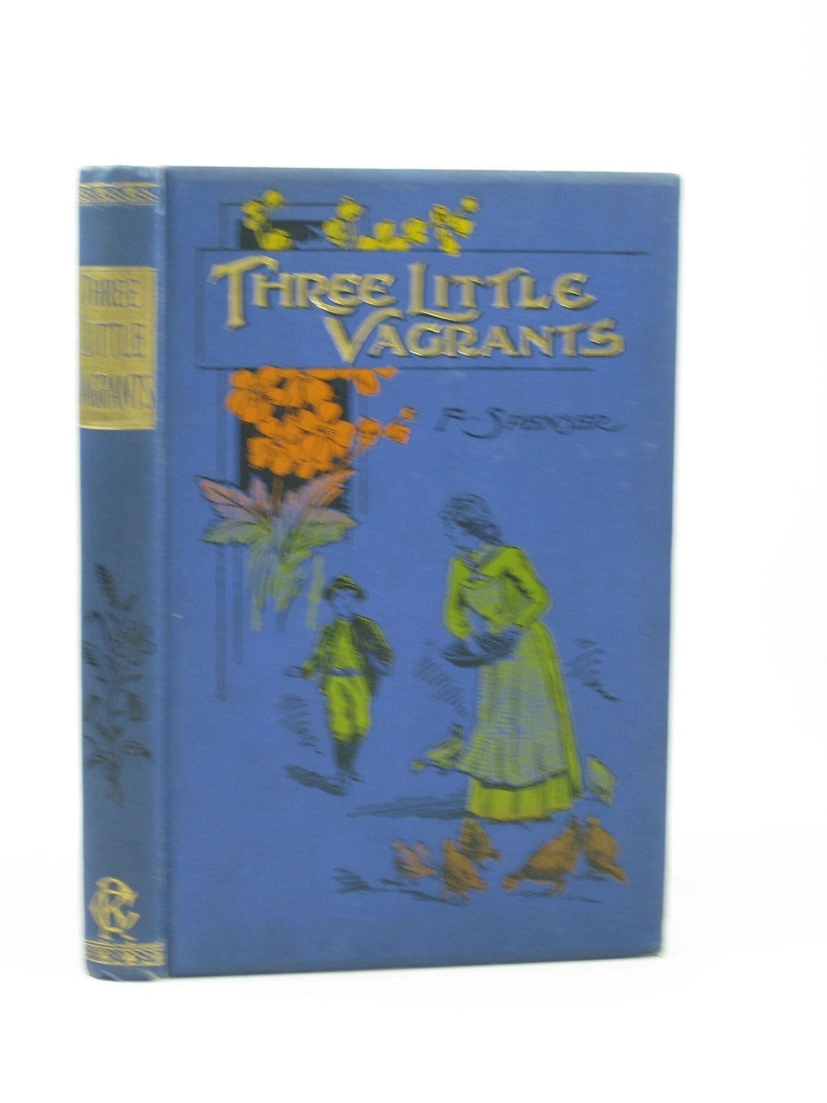 Photo of THREE LITTLE VAGRANTS- Stock Number: 1402414