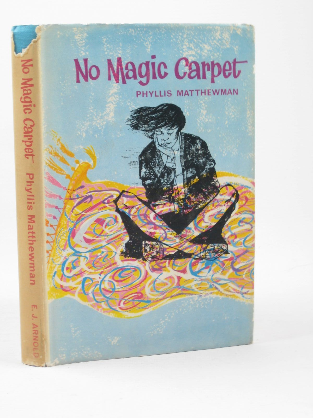 Photo of NO MAGIC CARPET- Stock Number: 1402415
