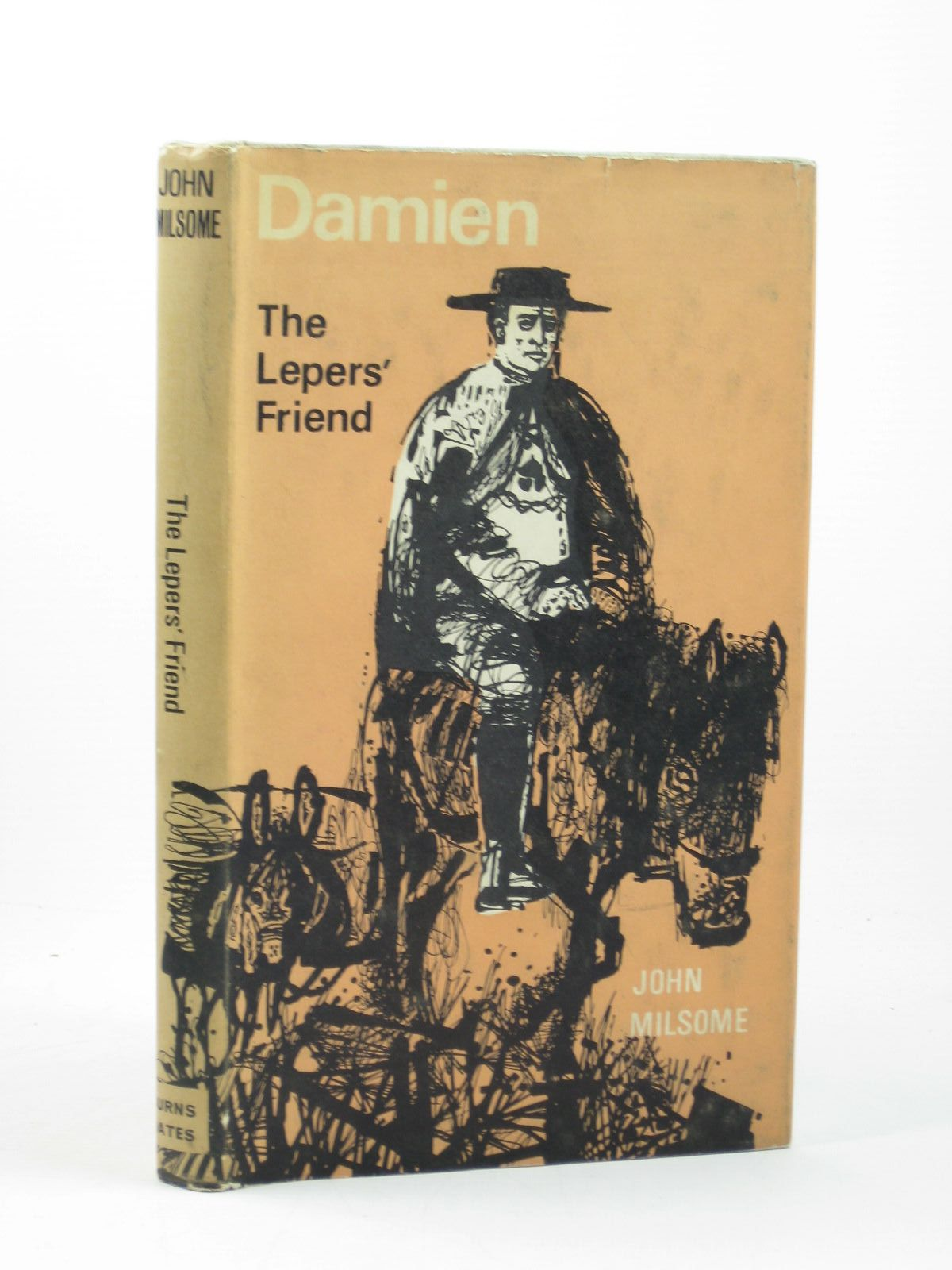 Photo of DAMIEN, THE LEPERS' FRIEND- Stock Number: 1402418
