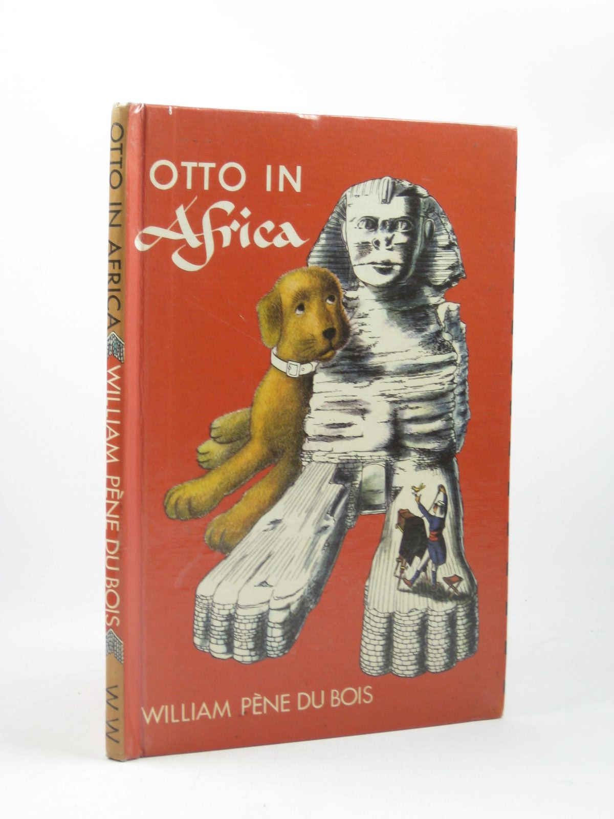 Photo of OTTO IN AFRICA- Stock Number: 1402586
