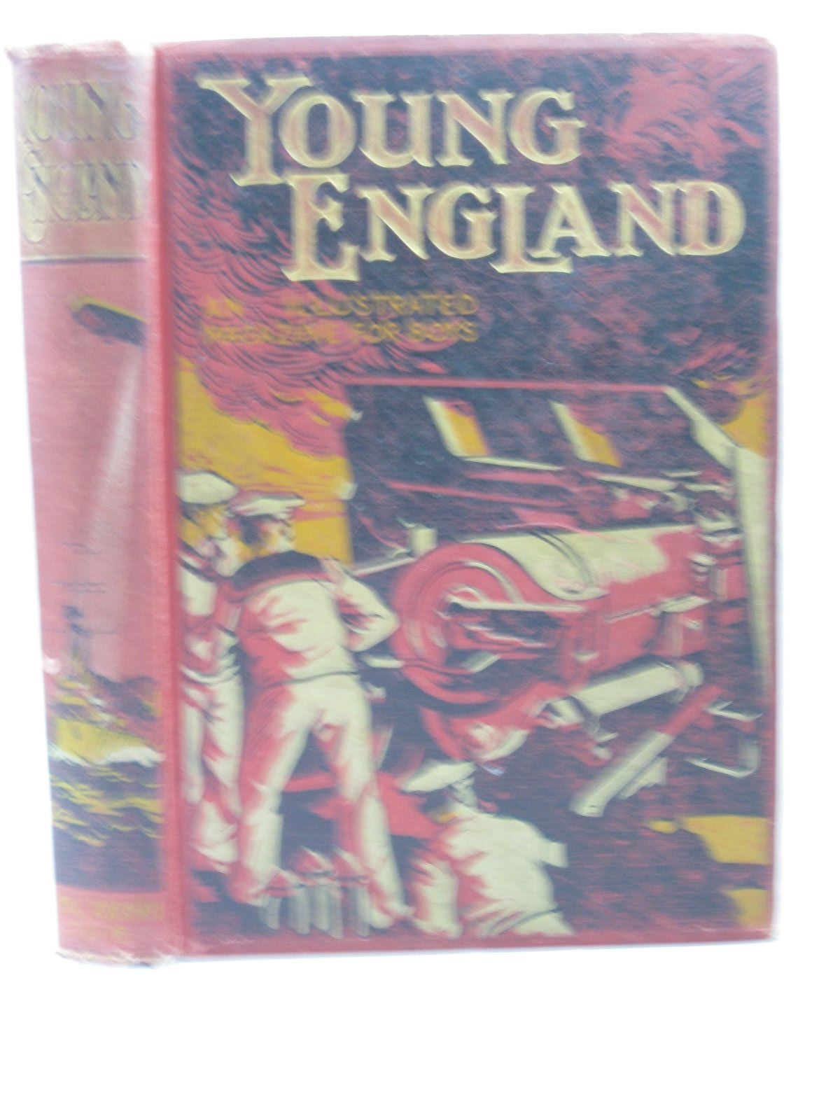 Photo of YOUNG ENGLAND (37th ANNUAL) written by Eady, K.M.<br />Walker, Rowland<br />et al, illustrated by Campbell, John F.<br />Osborne, Rex<br />et al., published by Pilgrim Press (STOCK CODE: 1402751)  for sale by Stella & Rose's Books