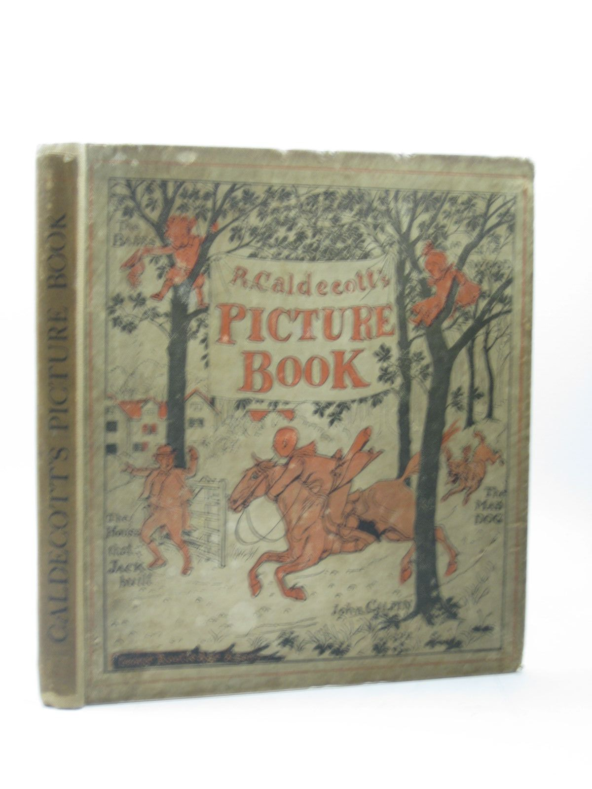Photo of R. CALDECOTT'S PICTURE BOOK- Stock Number: 1402766