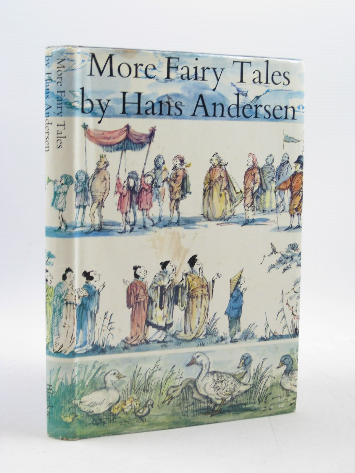 Photo of MORE FAIRY TALES BY HANS ANDERSEN- Stock Number: 1402932