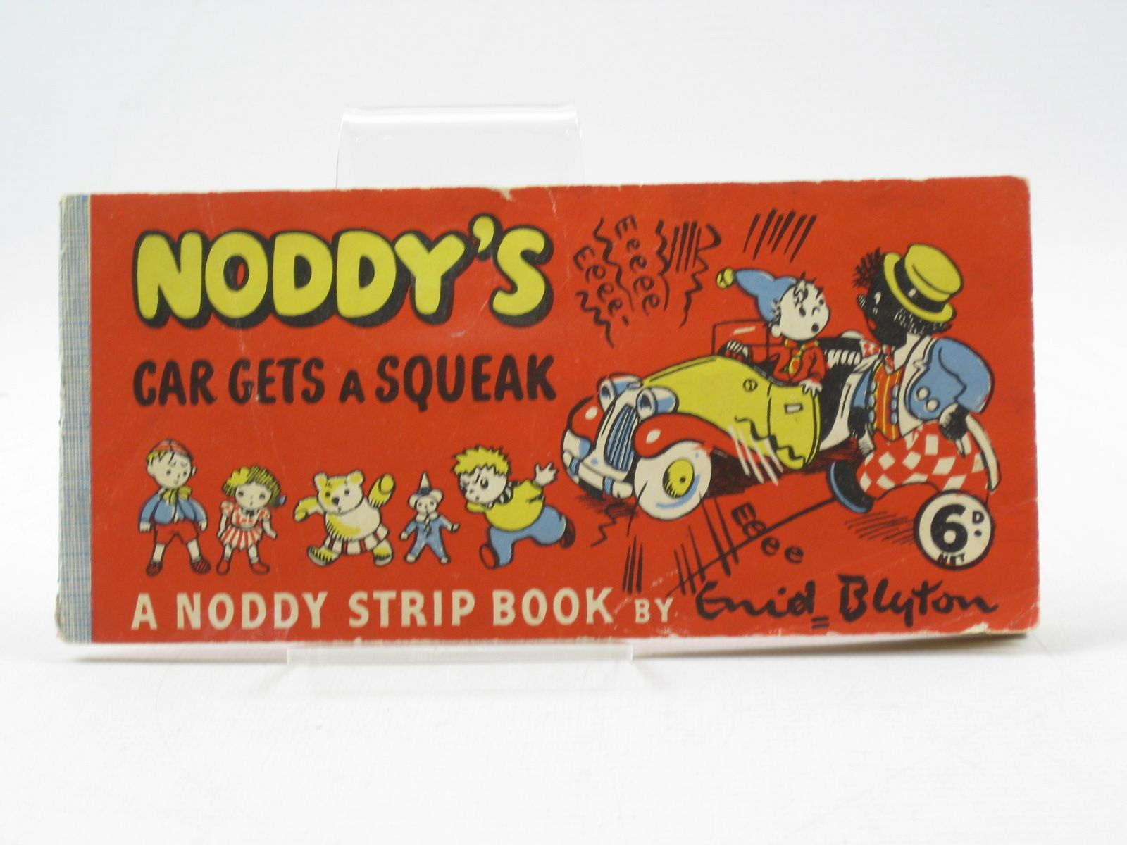 Photo of NODDY'S CAR GETS A SQUEAK- Stock Number: 1403070