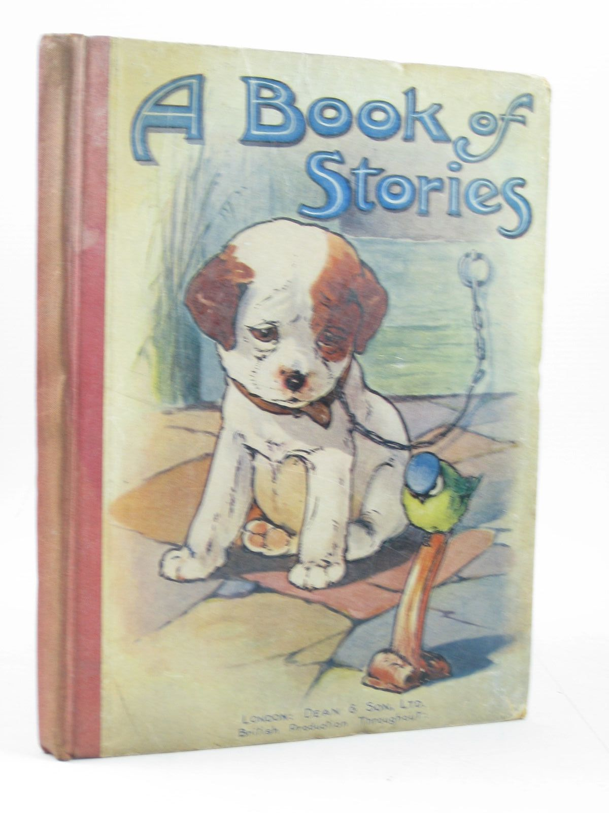 Photo of A BOOK OF STORIES written by Hargrave, Gordon<br />Talbot, Ethel<br />MacNair, J.H.<br />et al, illustrated by Anderson, Anne<br />et al., published by Dean &amp; Son Ltd. (STOCK CODE: 1403207)  for sale by Stella & Rose's Books