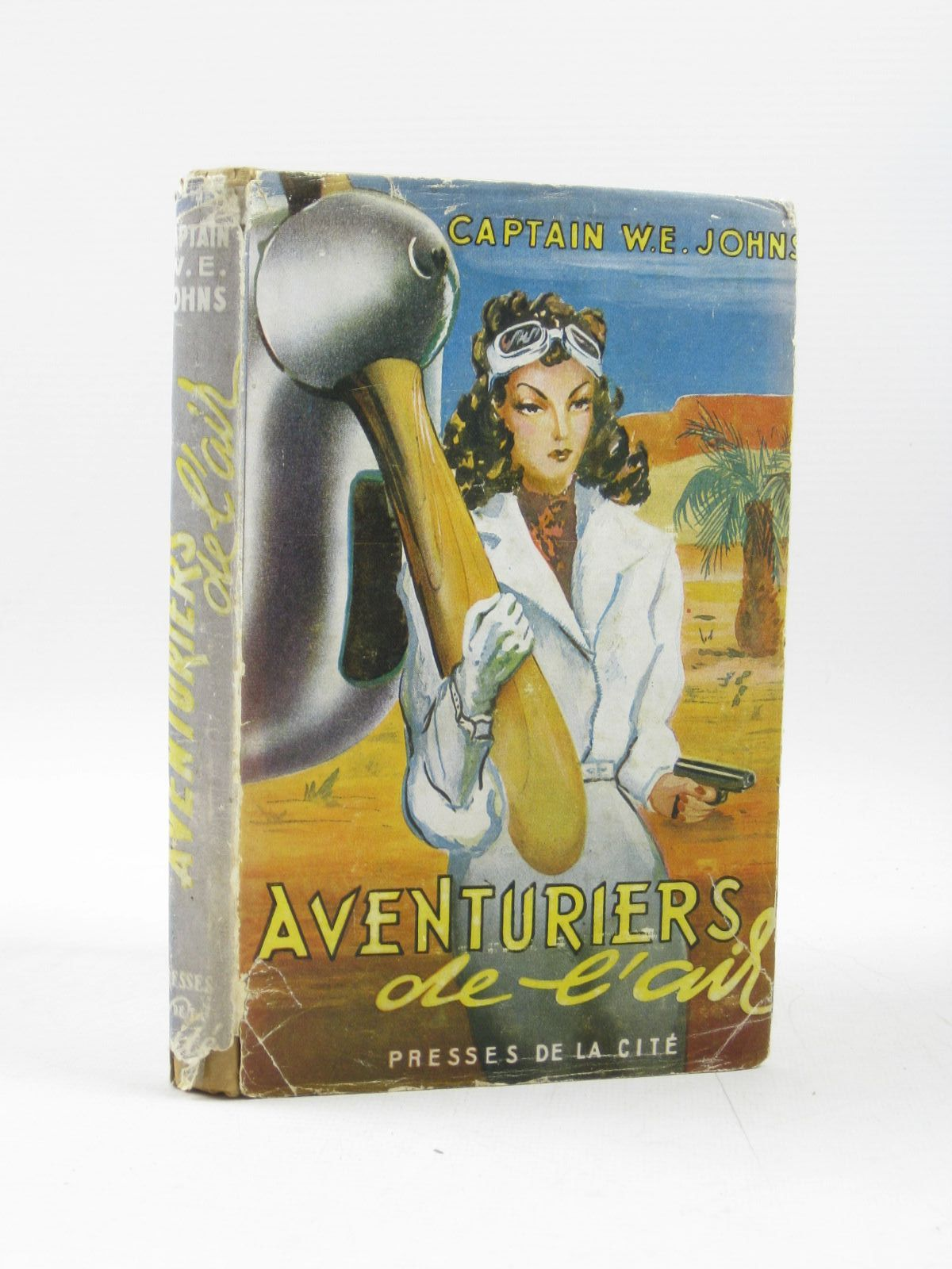 Photo of AVENTURIERS DE L'AIR written by Johns, W.E. published by Presses De La Cite (STOCK CODE: 1403291)  for sale by Stella & Rose's Books