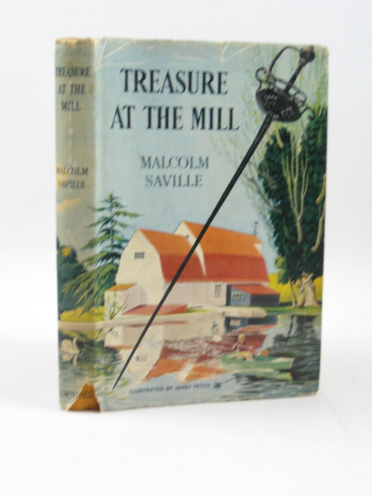 Photo of TREASURE AT THE MILL- Stock Number: 1403343