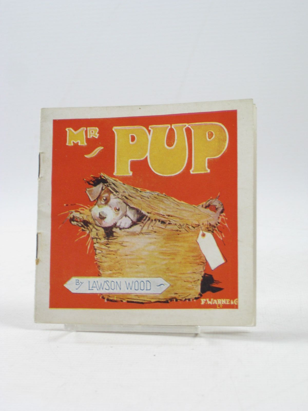 Photo of MR PUP AND HIS ESCAPADE- Stock Number: 1403363