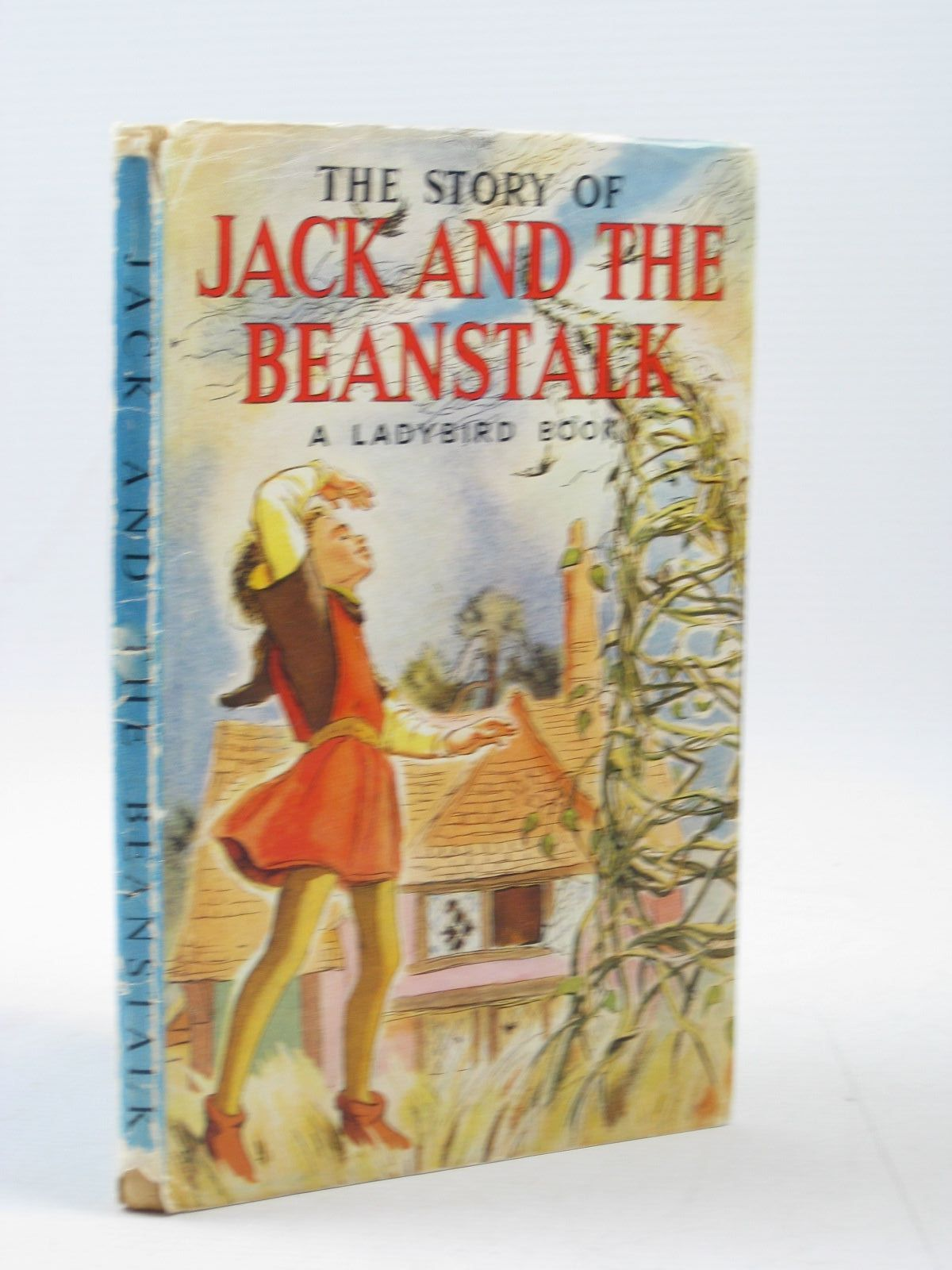 Photo of THE STORY OF JACK AND THE BEANSTALK- Stock Number: 1403368