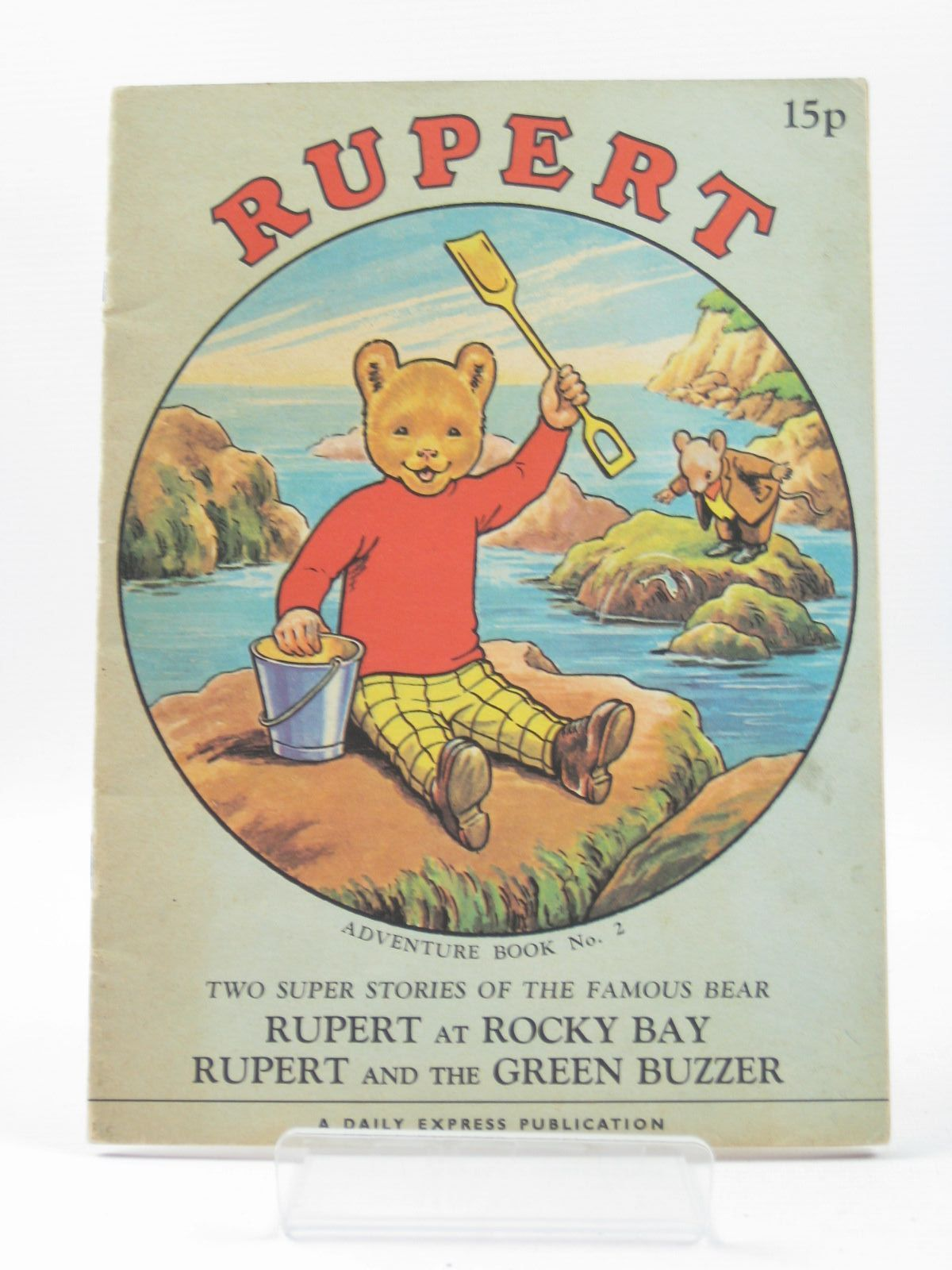 Photo of RUPERT ADVENTURE BOOK NO. 2- Stock Number: 1403377