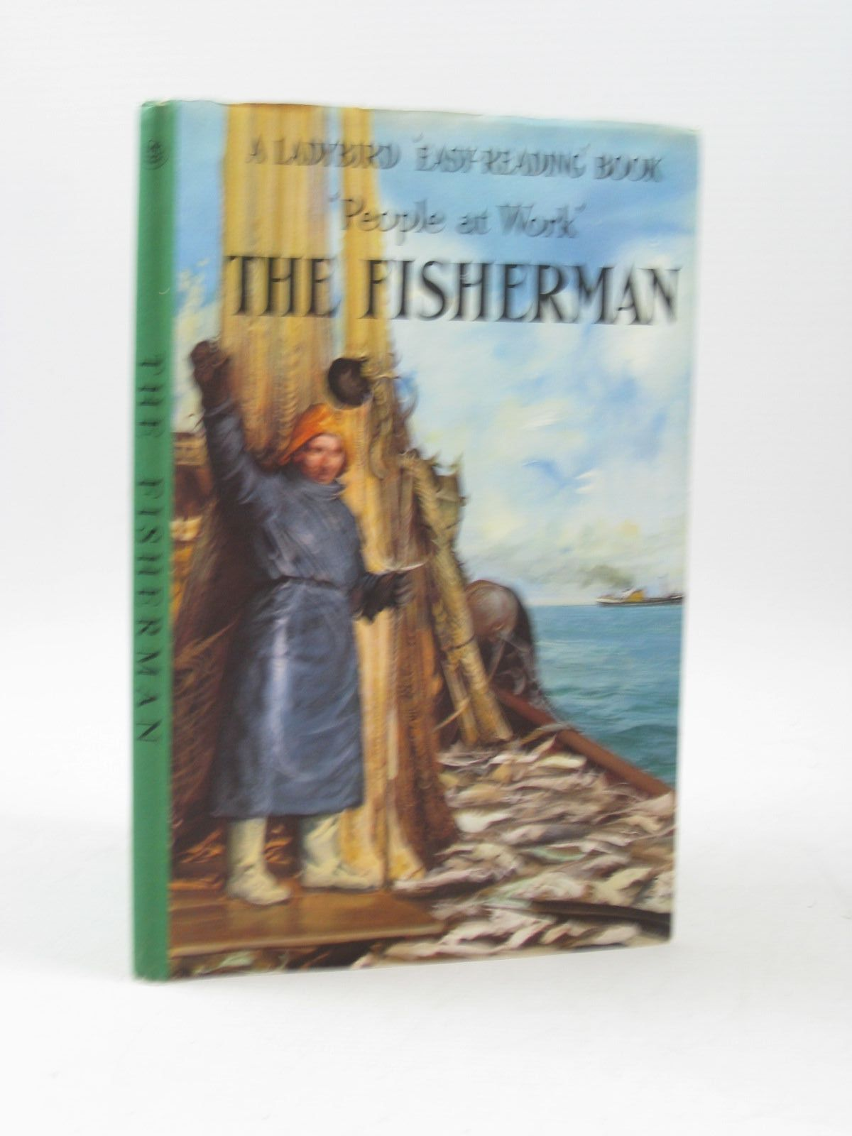 Photo of THE FISHERMAN- Stock Number: 1403520