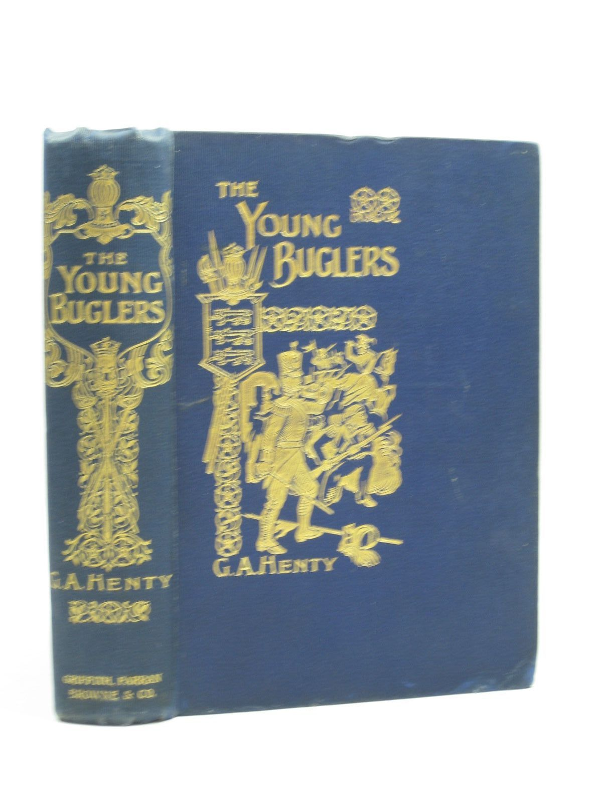 Photo of THE YOUNG BUGLERS- Stock Number: 1403685
