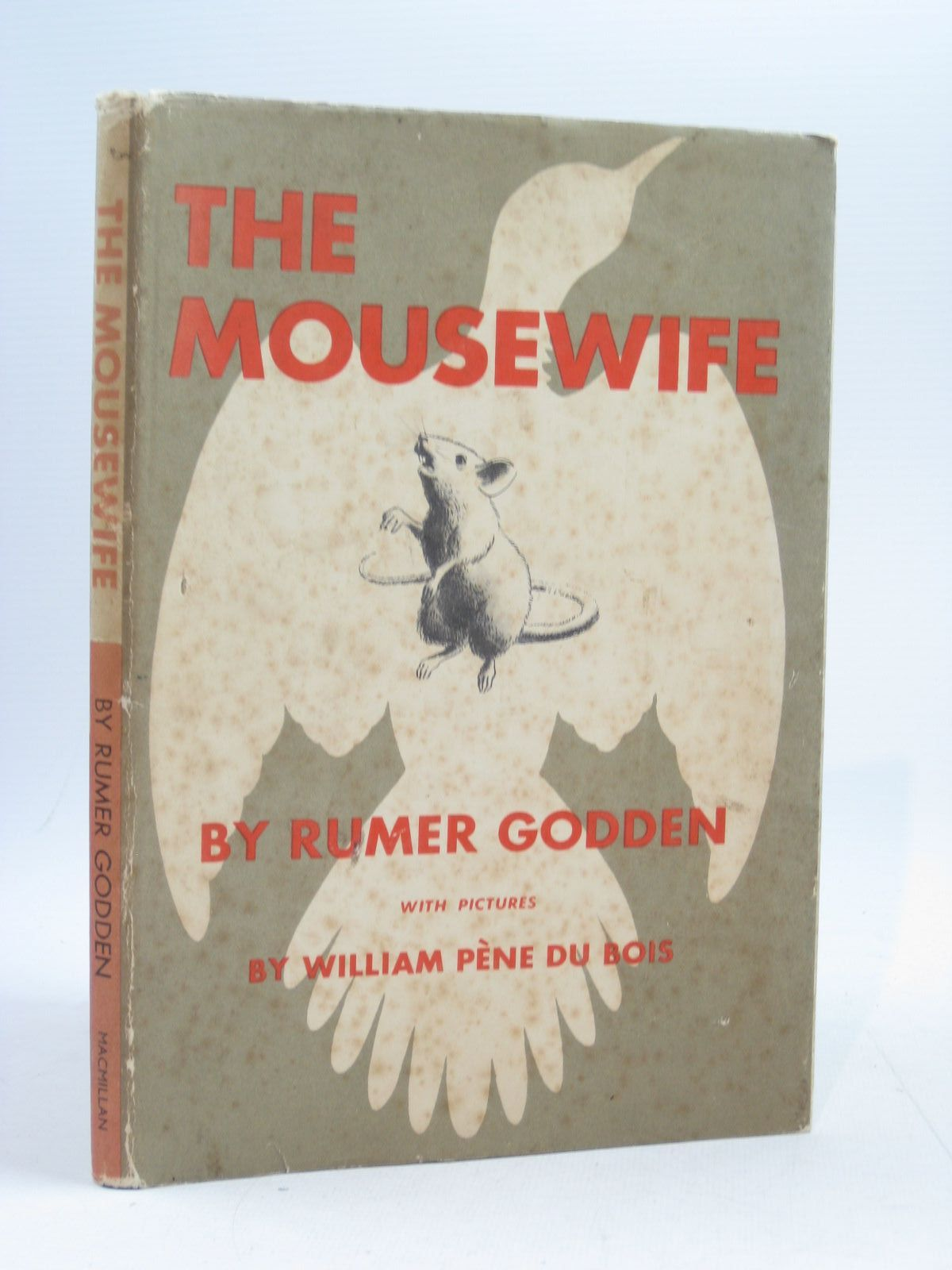Photo of THE MOUSEWIFE- Stock Number: 1403797
