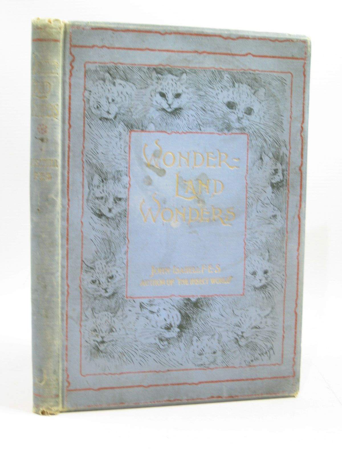 Photo of WONDERLAND WONDERS written by Isabell, Rev. John illustrated by Aldin, Cecil Wain, Louis et al., published by Home Words Office (STOCK CODE: 1404028)  for sale by Stella & Rose's Books