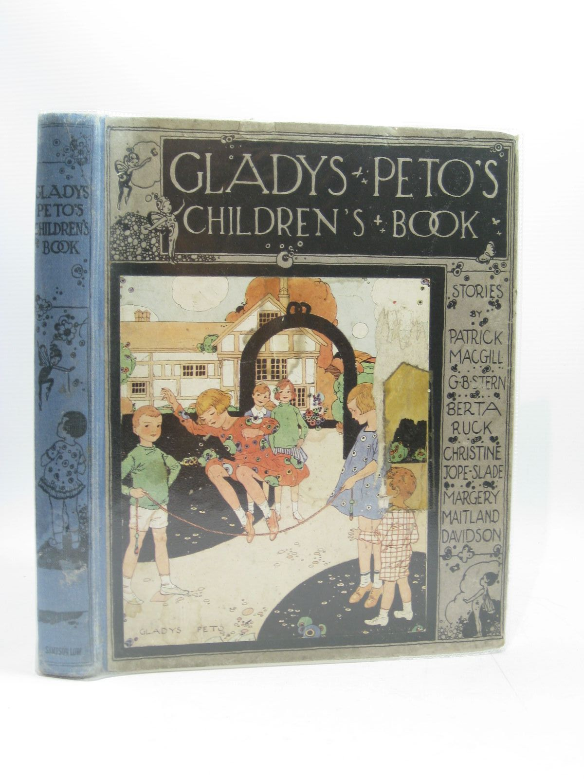 Photo of GLADYS PETO'S CHILDREN'S BOOK written by Peto, Gladys<br />et al,  illustrated by Peto, Gladys published by Sampson Low, Marston &amp; Co. Ltd. (STOCK CODE: 1404031)  for sale by Stella & Rose's Books