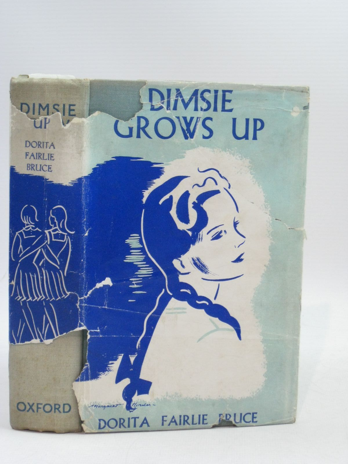 Photo of DIMSIE GROWS UP written by Bruce, Dorita Fairlie published by Oxford University Press (STOCK CODE: 1404131)  for sale by Stella & Rose's Books