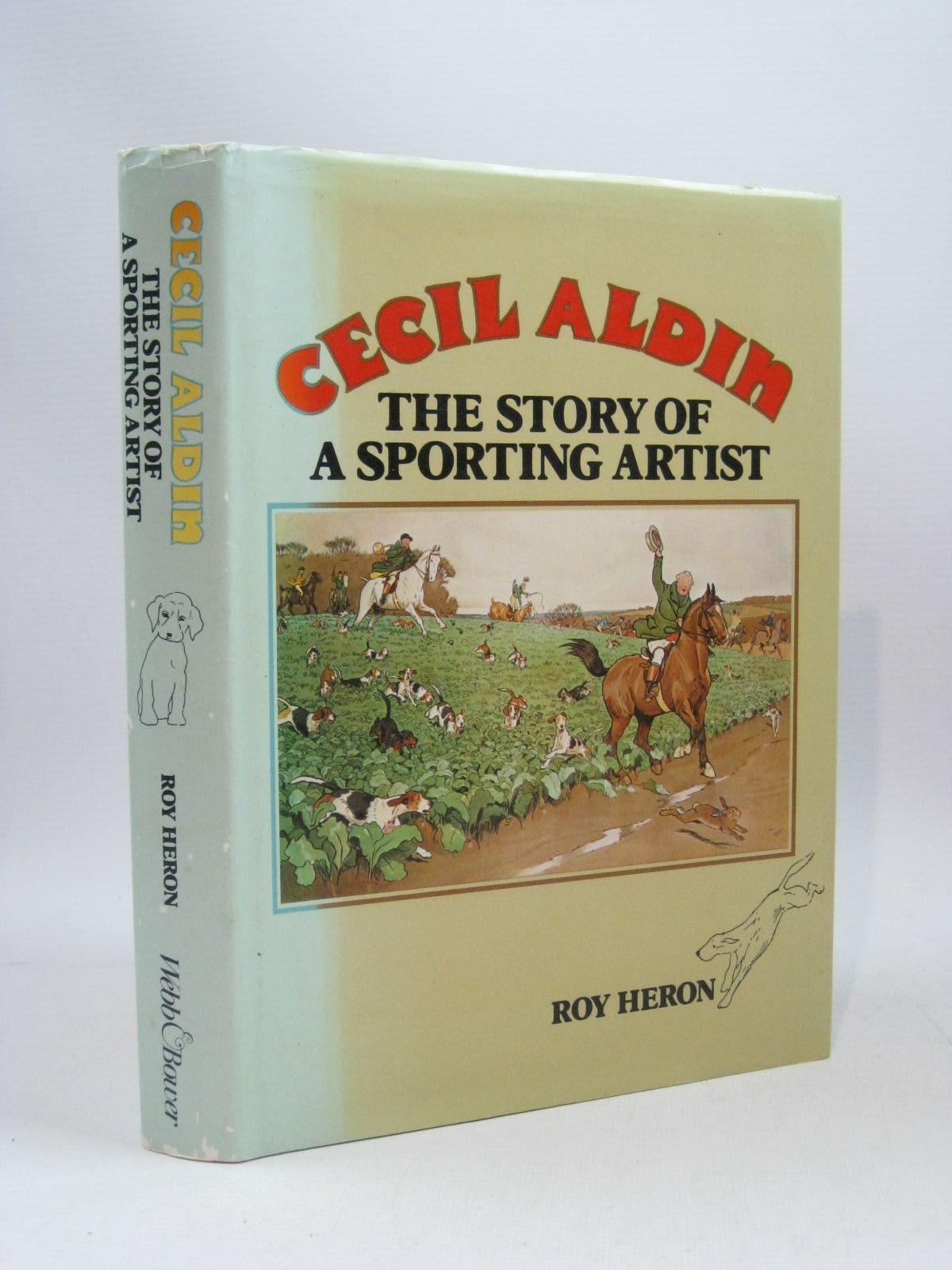 Photo of CECIL ALDIN - THE STORY OF A SPORTING ARTIST- Stock Number: 1404154
