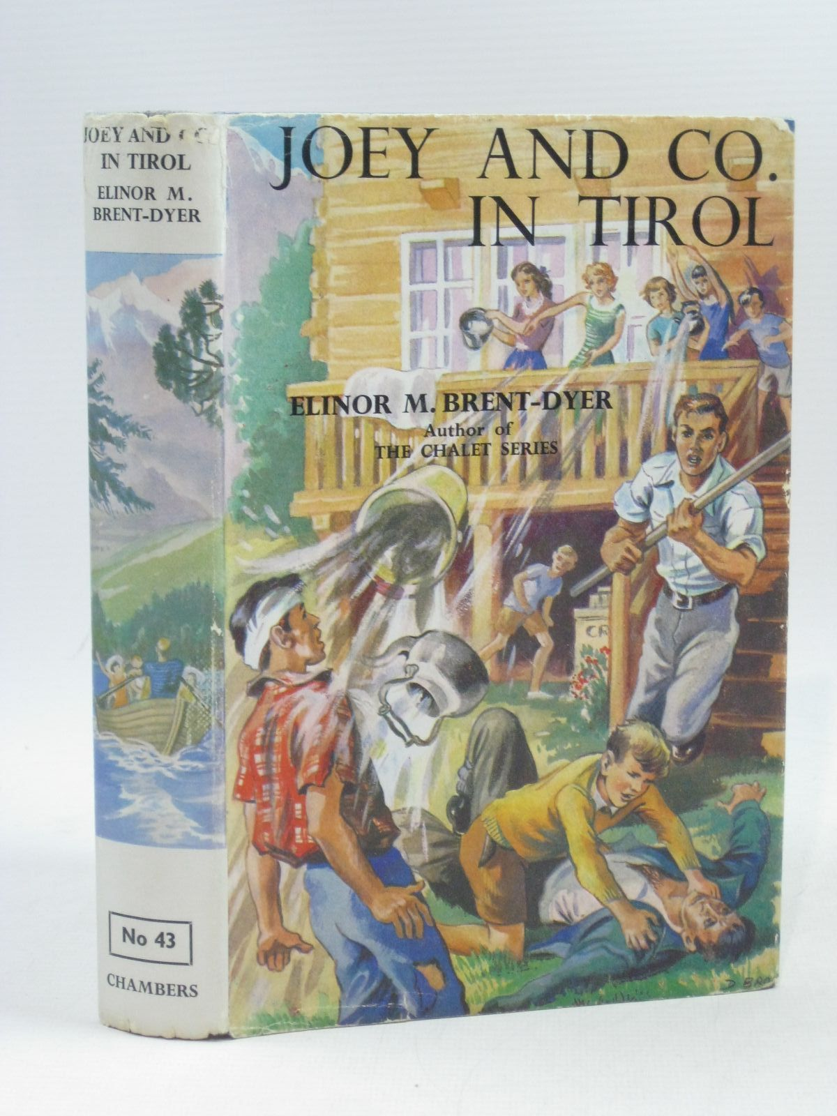 Photo of JOEY AND CO. IN TIROL- Stock Number: 1404197
