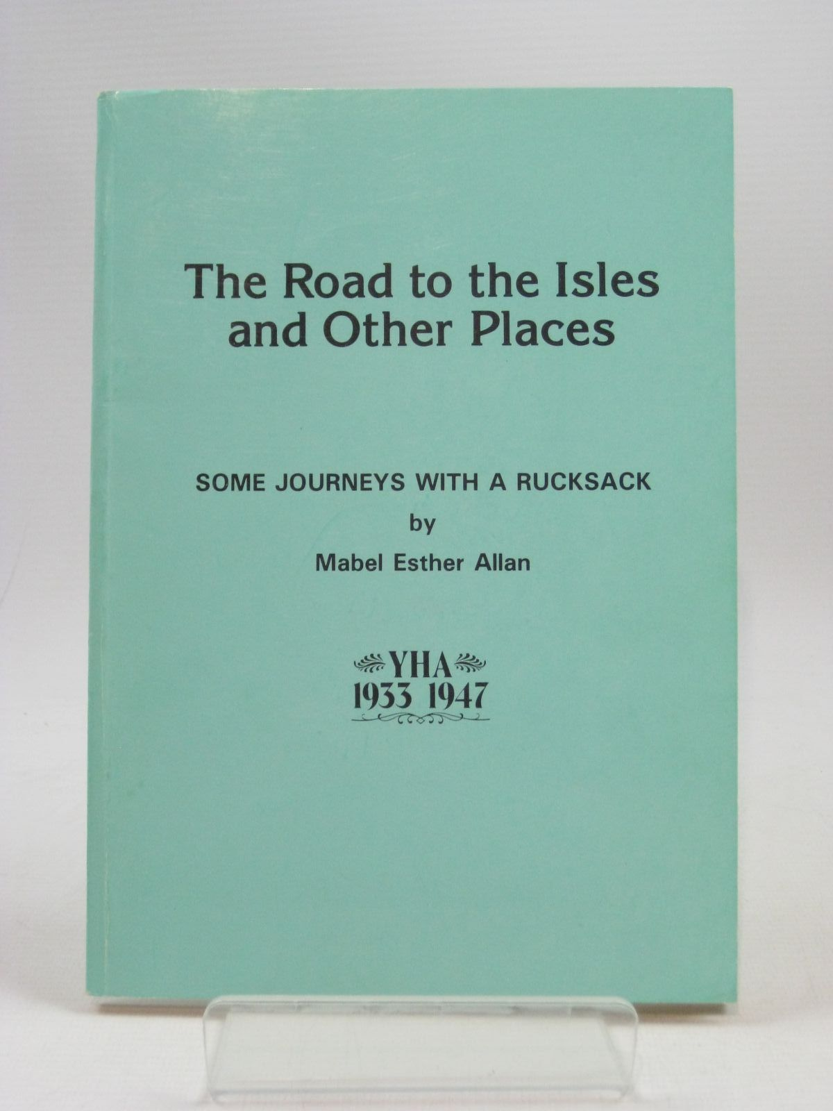 Photo of THE ROAD TO THE ISLES AND OTHER PLACES- Stock Number: 1404220