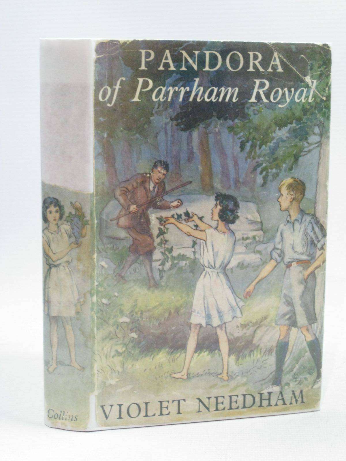 Photo of PANDORA OF PARRHAM ROYAL written by Needham, Violet illustrated by Bruce, Joyce published by Collins (STOCK CODE: 1404265)  for sale by Stella & Rose's Books