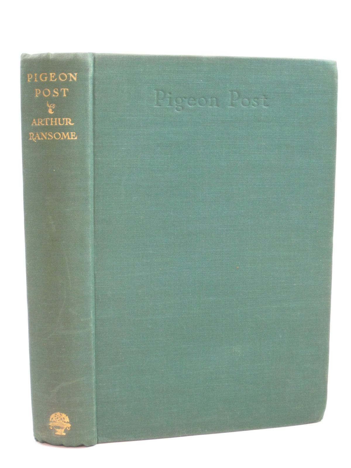 Photo of PIGEON POST written by Ransome, Arthur illustrated by Ransome, Arthur published by Jonathan Cape (STOCK CODE: 1404304)  for sale by Stella & Rose's Books