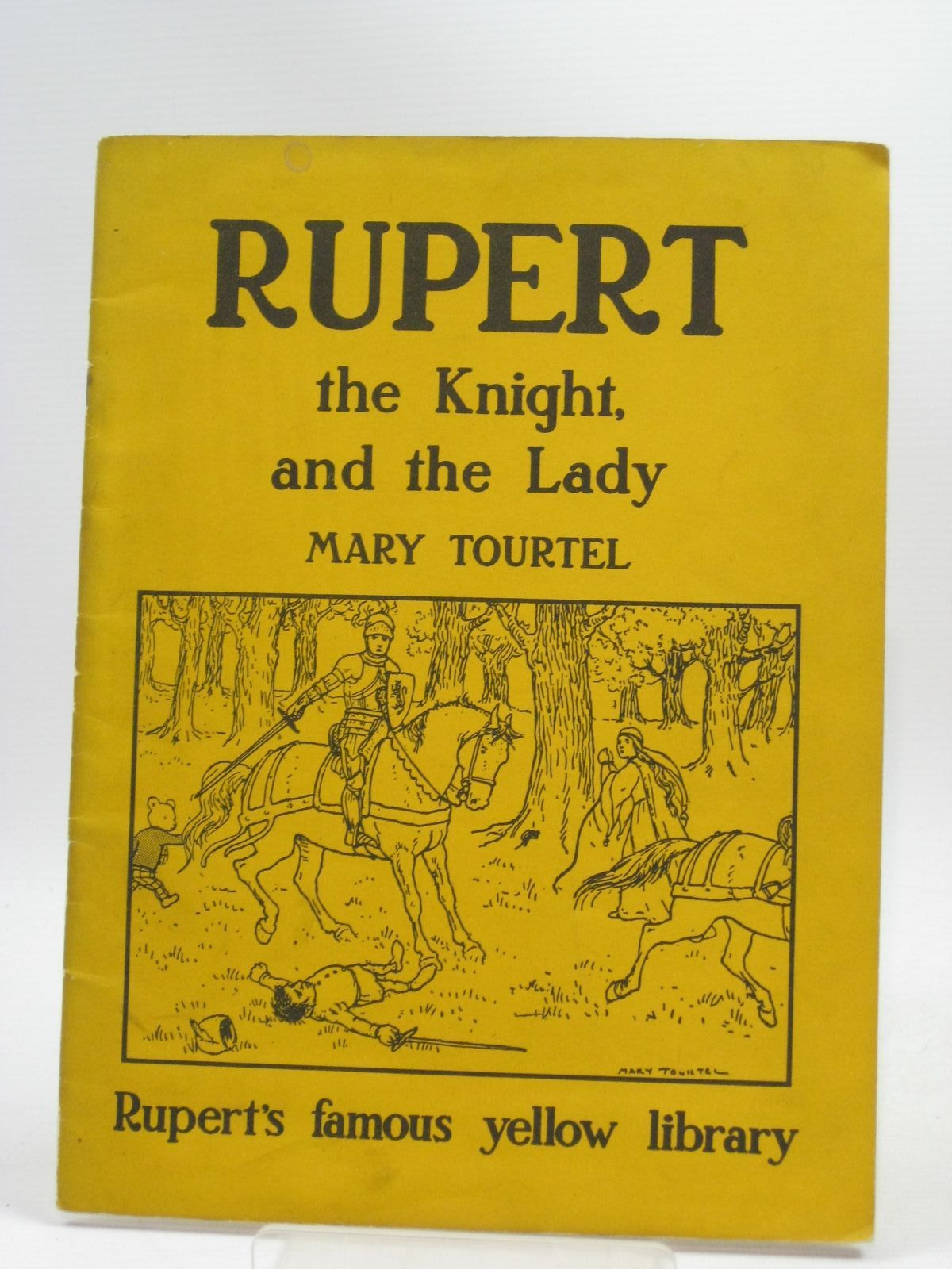 Photo of RUPERT THE KNIGHT AND THE LADY- Stock Number: 1404305