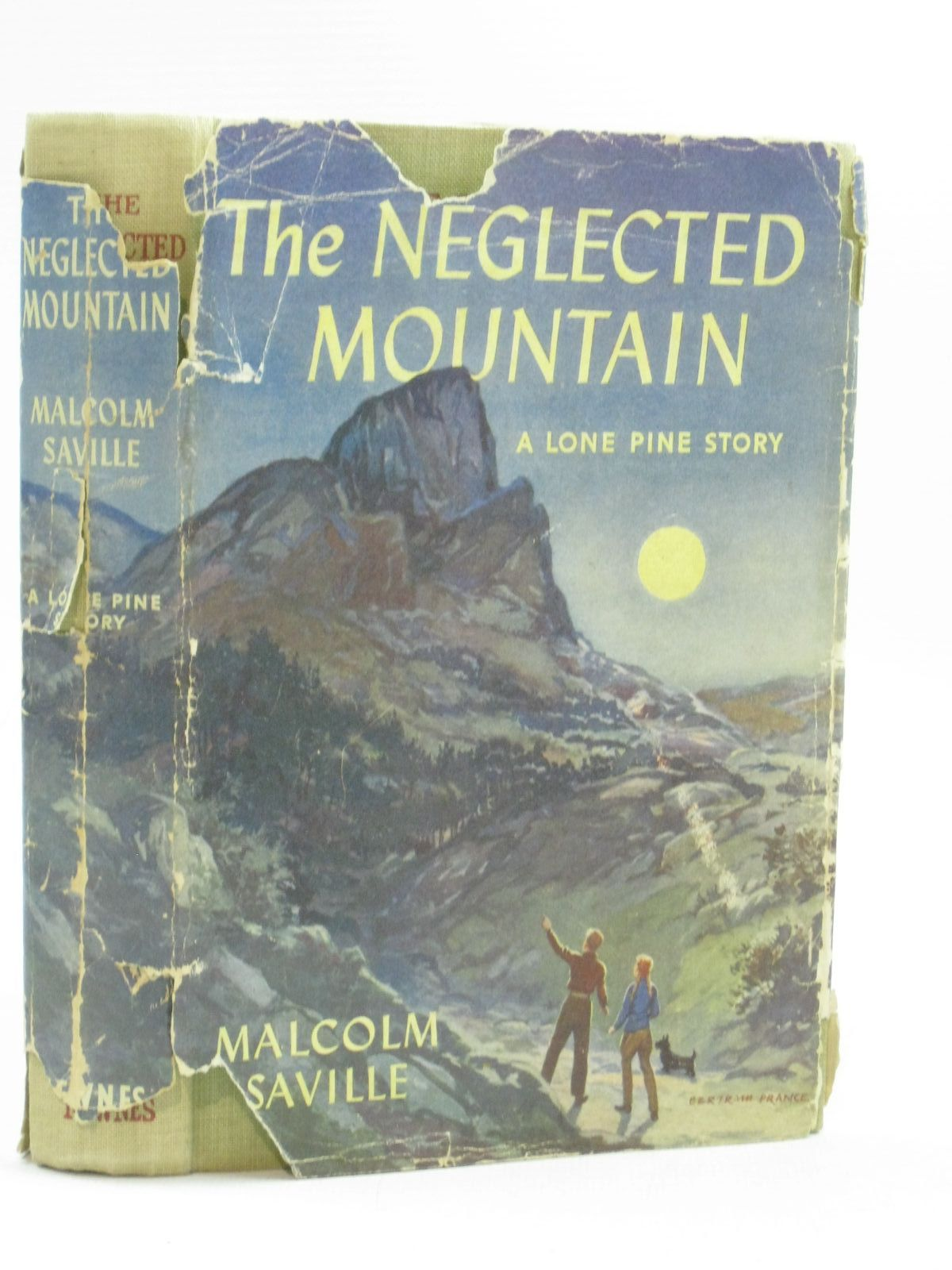 Photo of THE NEGLECTED MOUNTAIN written by Saville, Malcolm illustrated by Prance, Bertram published by George Newnes Ltd. (STOCK CODE: 1404318)  for sale by Stella & Rose's Books