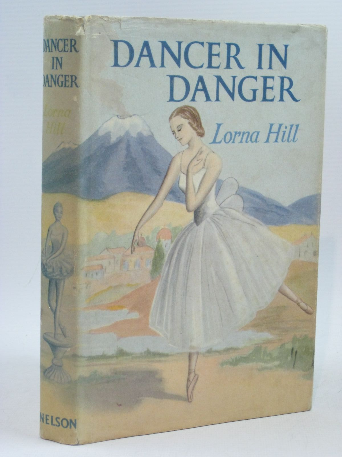 Photo of DANCER IN DANGER written by Hill, Lorna illustrated by Verity, Esme published by Thomas Nelson and Sons Ltd. (STOCK CODE: 1404338)  for sale by Stella & Rose's Books