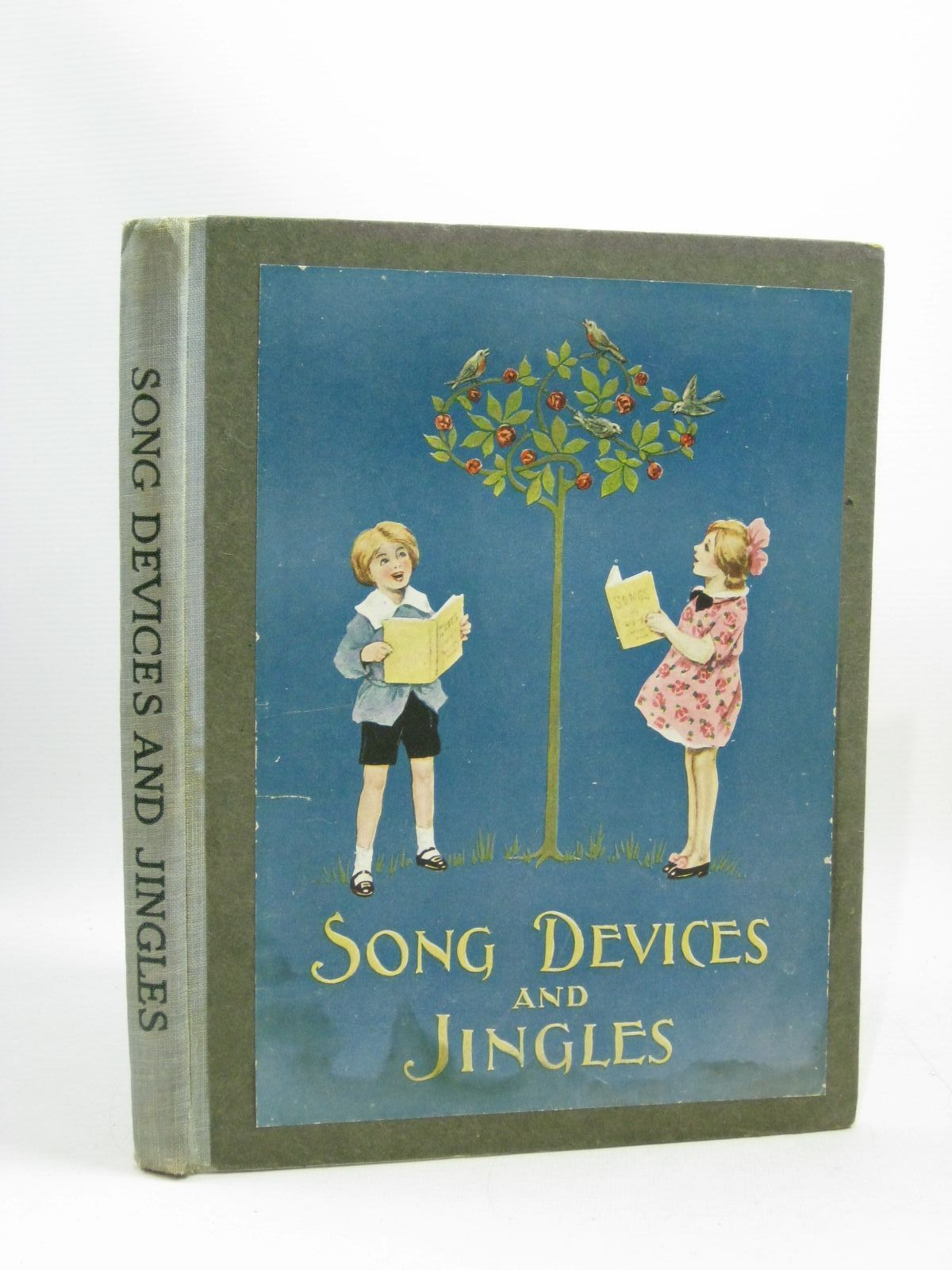 Photo of SONG DEVICES AND JINGLES written by Smith, Eleanor illustrated by Young, Florence<br />Pearse, S.B.<br />Nixon, Kathleen published by George G. Harrap &amp; Co. Ltd. (STOCK CODE: 1404350)  for sale by Stella & Rose's Books