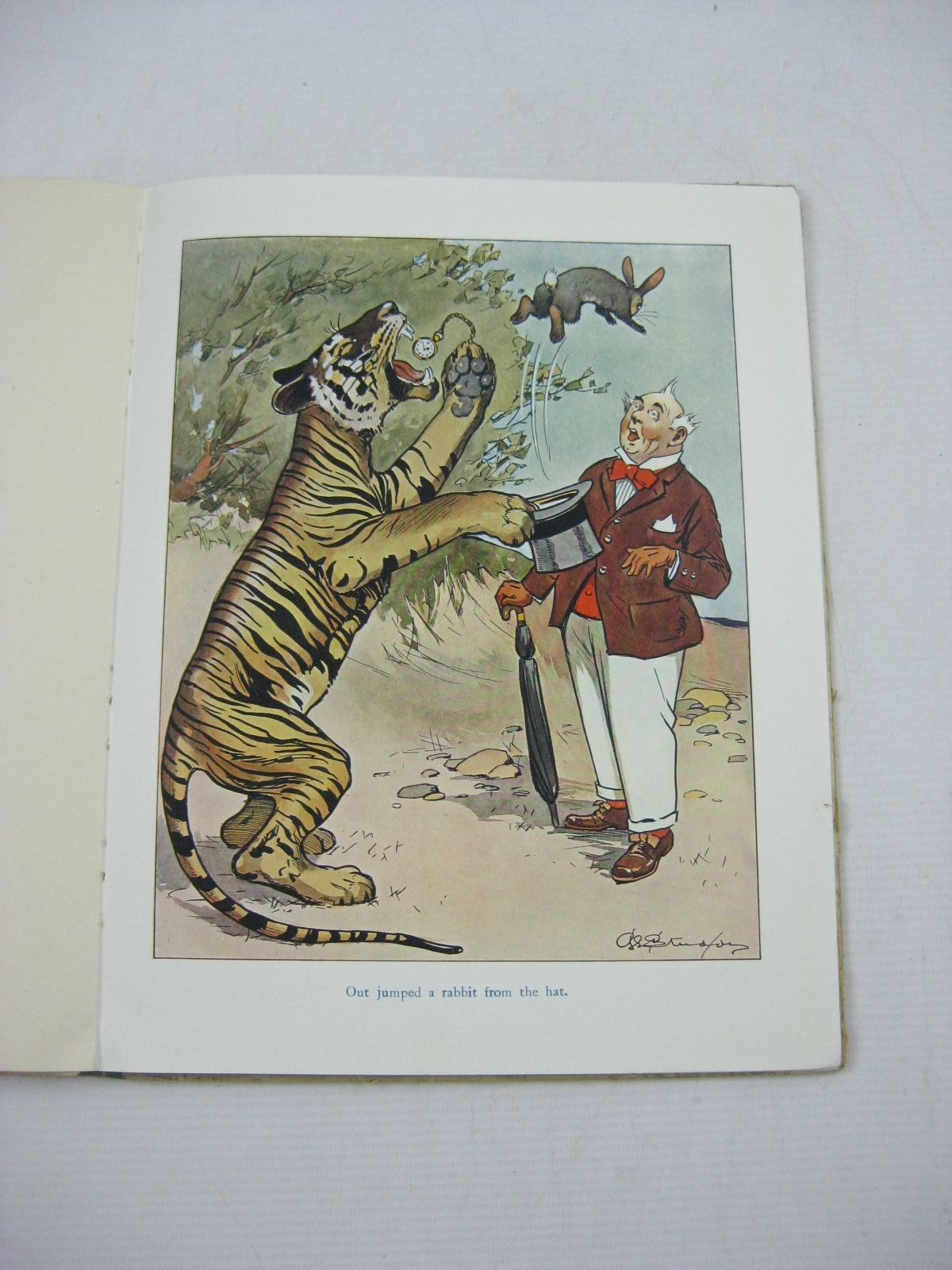Photo of UNCLE'S ANIMAL BOOK written by Studdy, G.E. illustrated by Studdy, G.E. published by Frederick Warne & Co Ltd. (STOCK CODE: 1404566)  for sale by Stella & Rose's Books